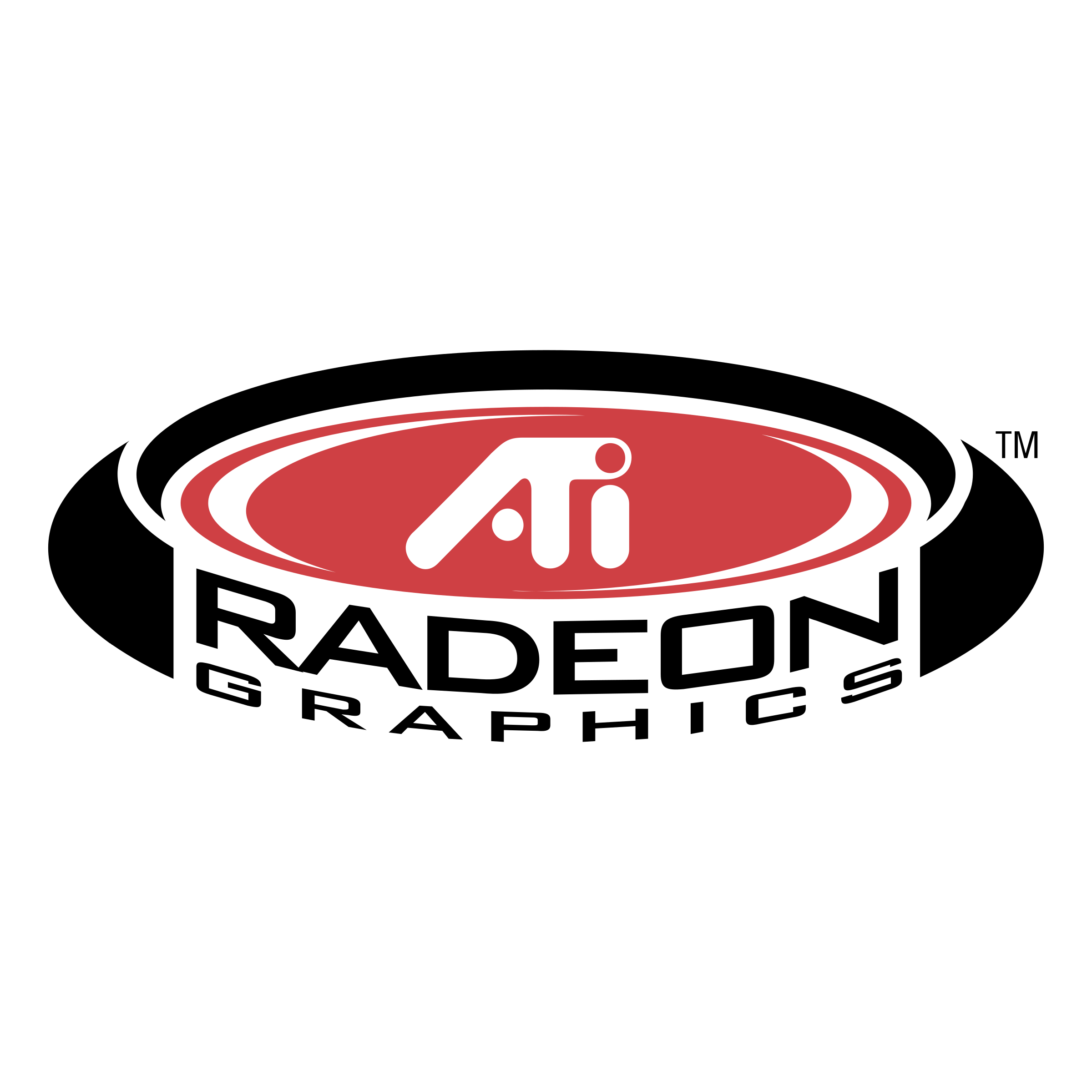 Radeon Graphics Logo PNG Transparent