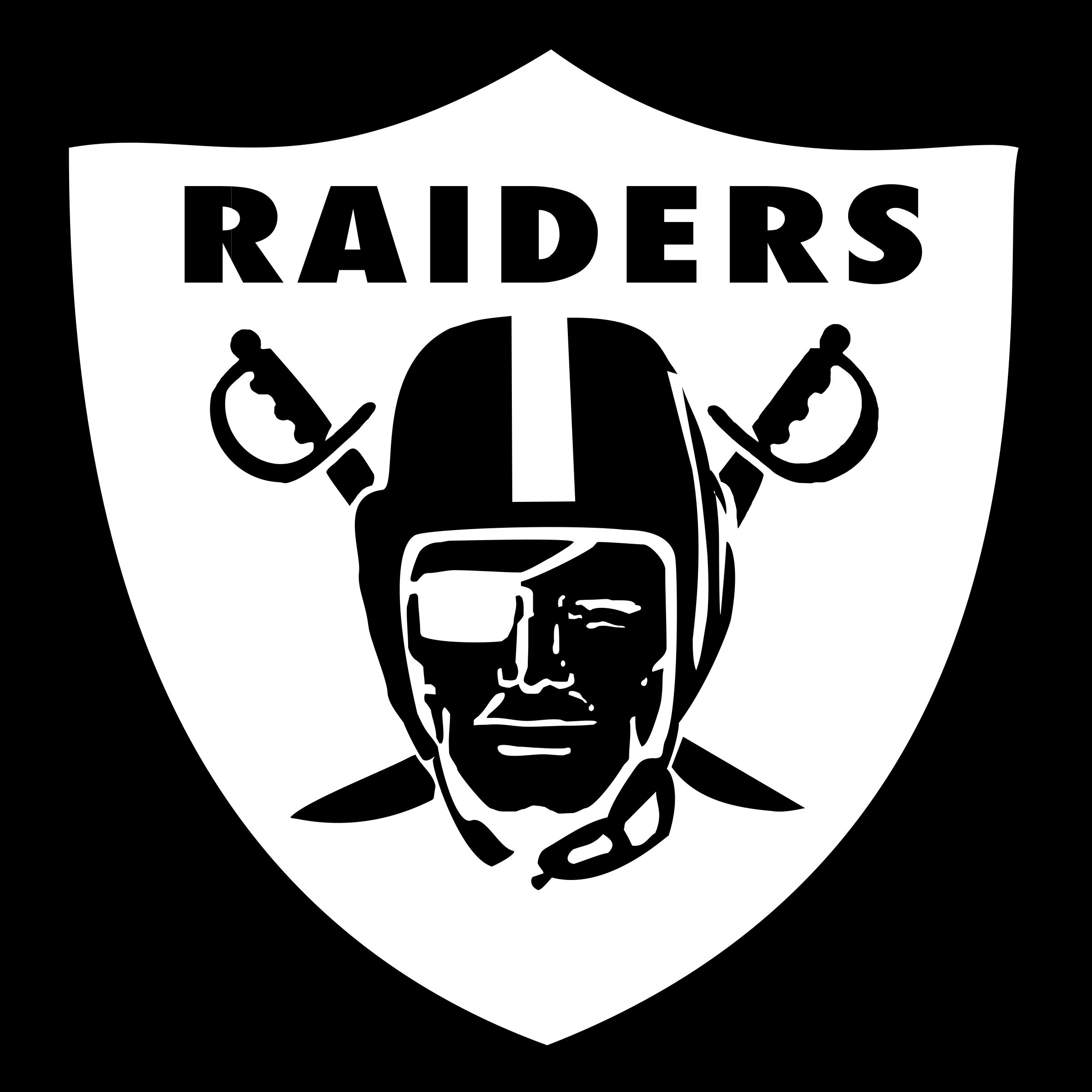 Raiders Logo Transparent Amp Svg Vector Freebie Supply