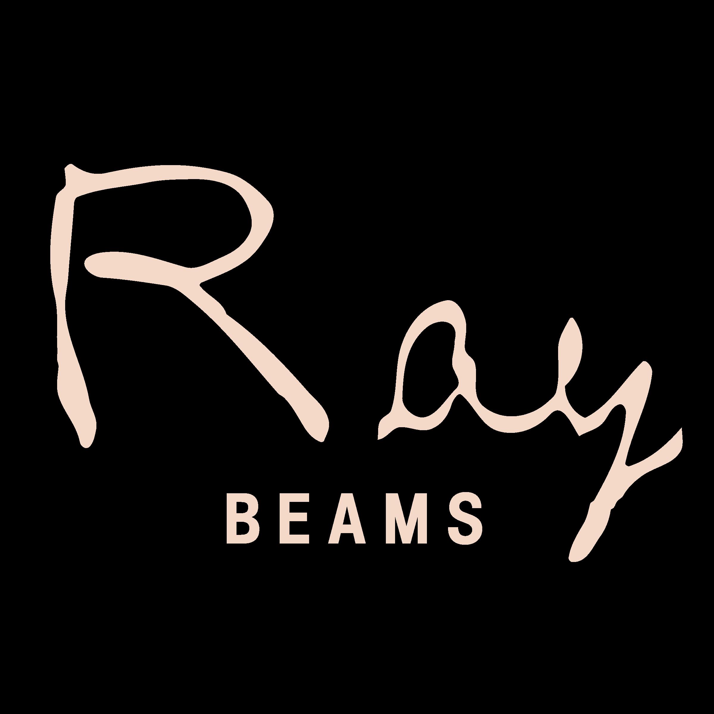 Ray Beams Logo PNG Transparent & SVG Vector - Freebie Supply