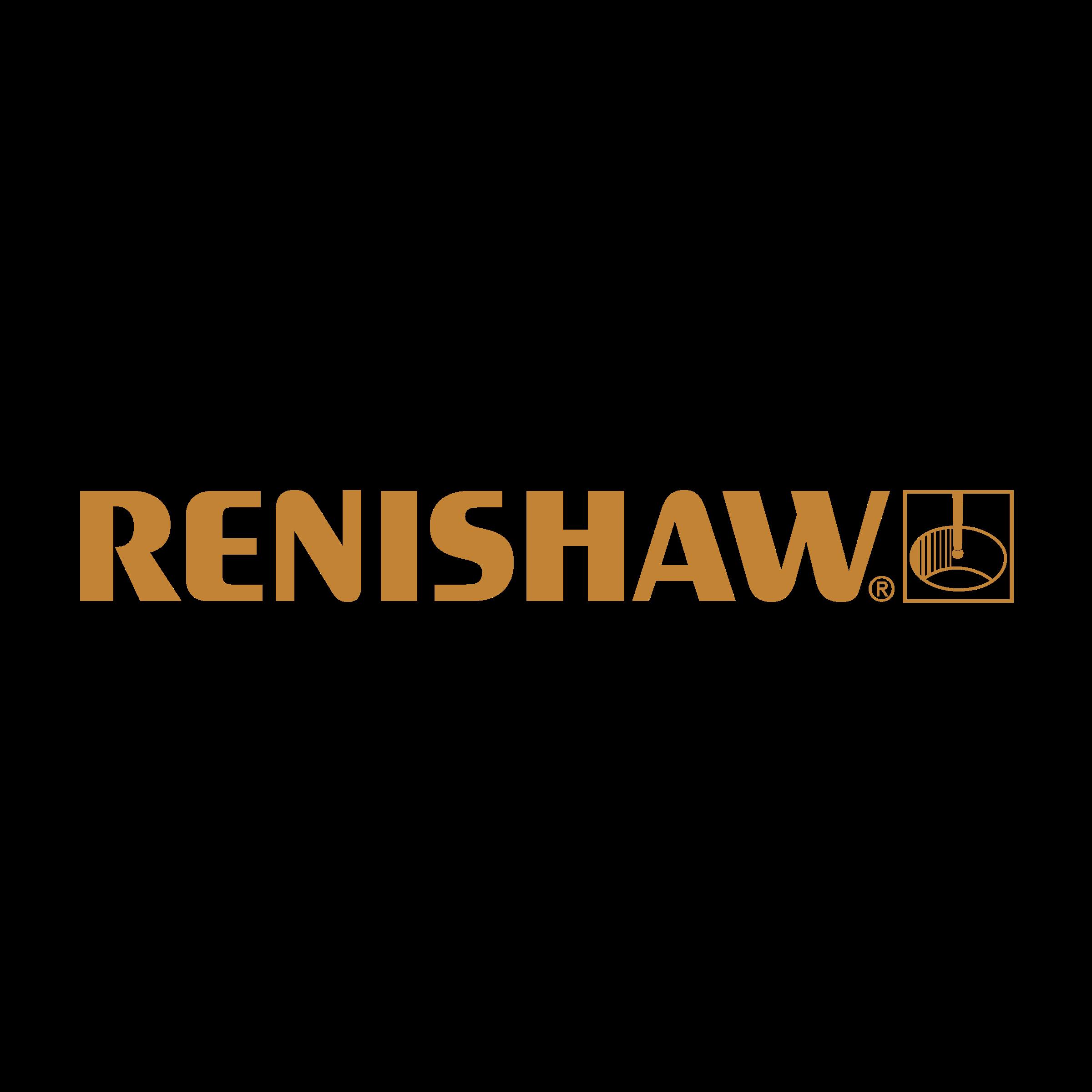 The logo Renishaw Plc