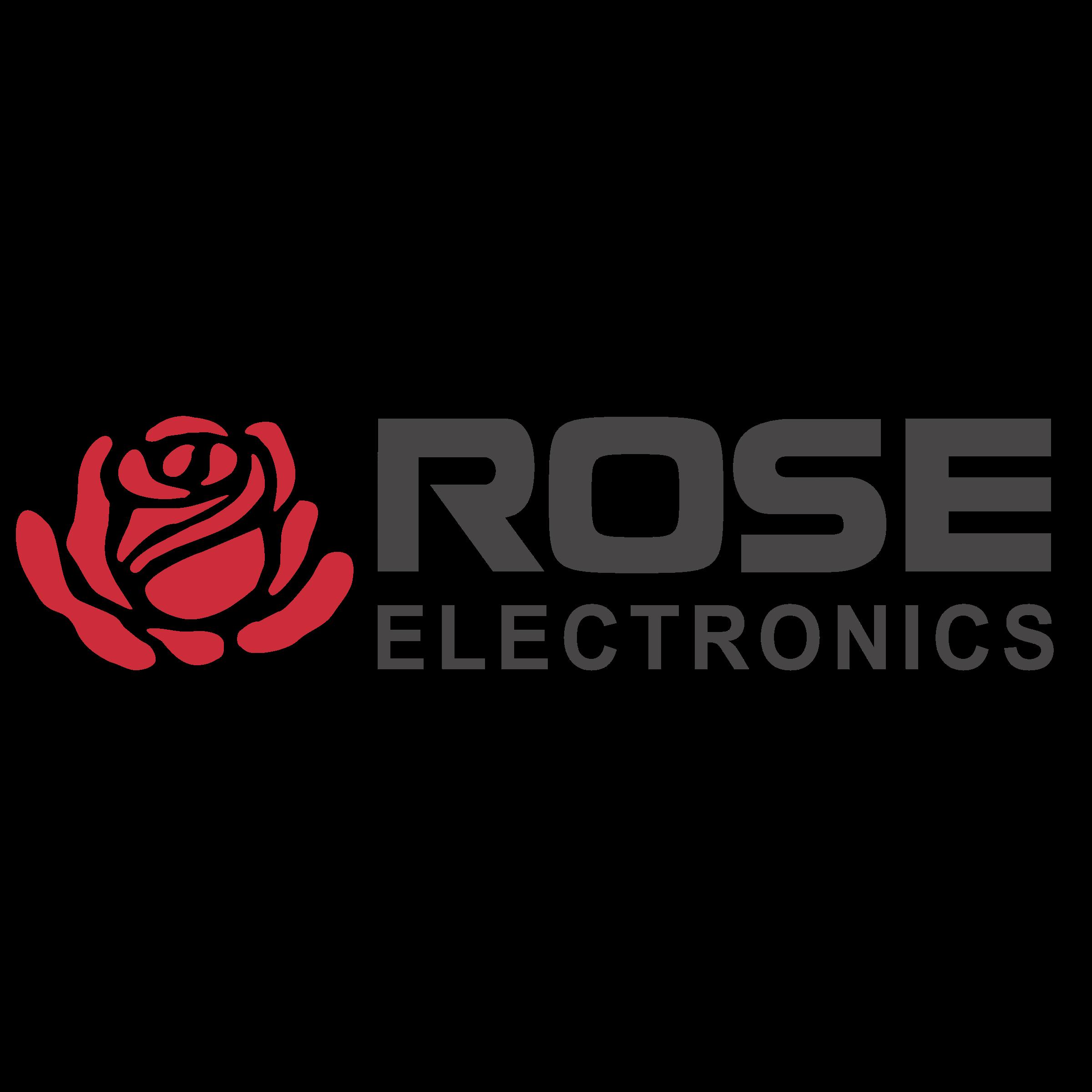 Rose Electronics Logo Png Transparent Svg Vector Freebie Supply
