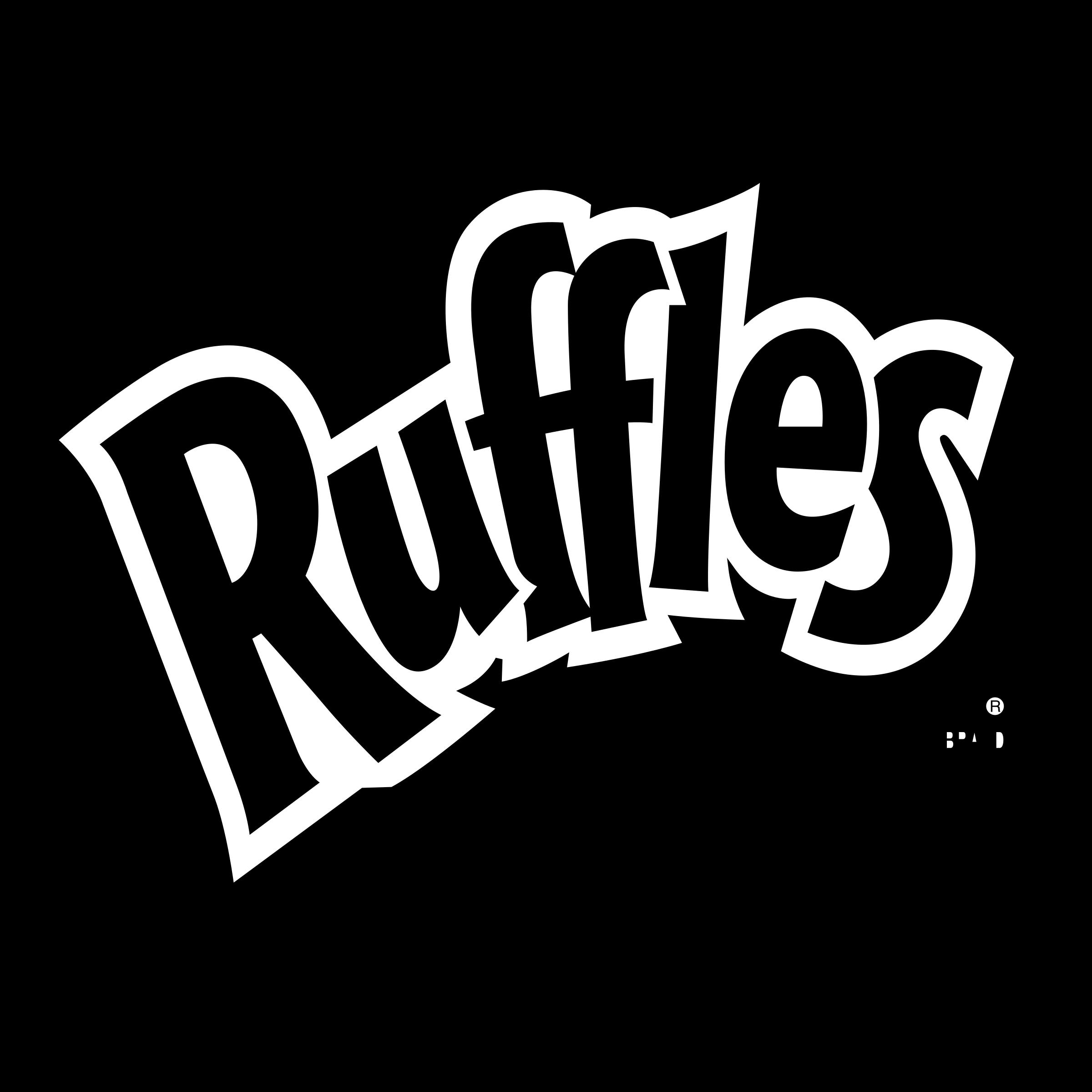 Ruffles Logo Font