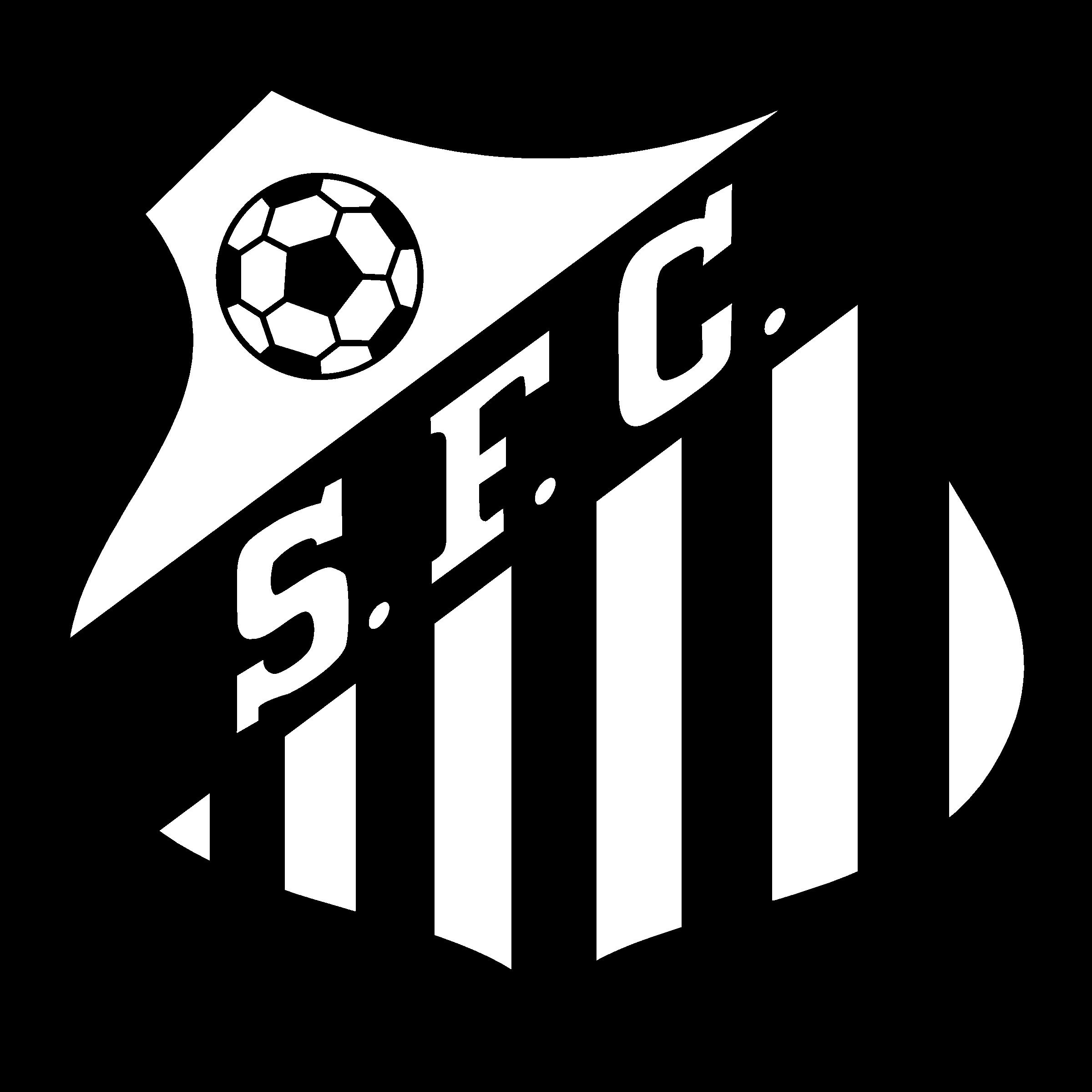 Santos FC Logo PNG Transparent & SVG Vector - Freebie Supply