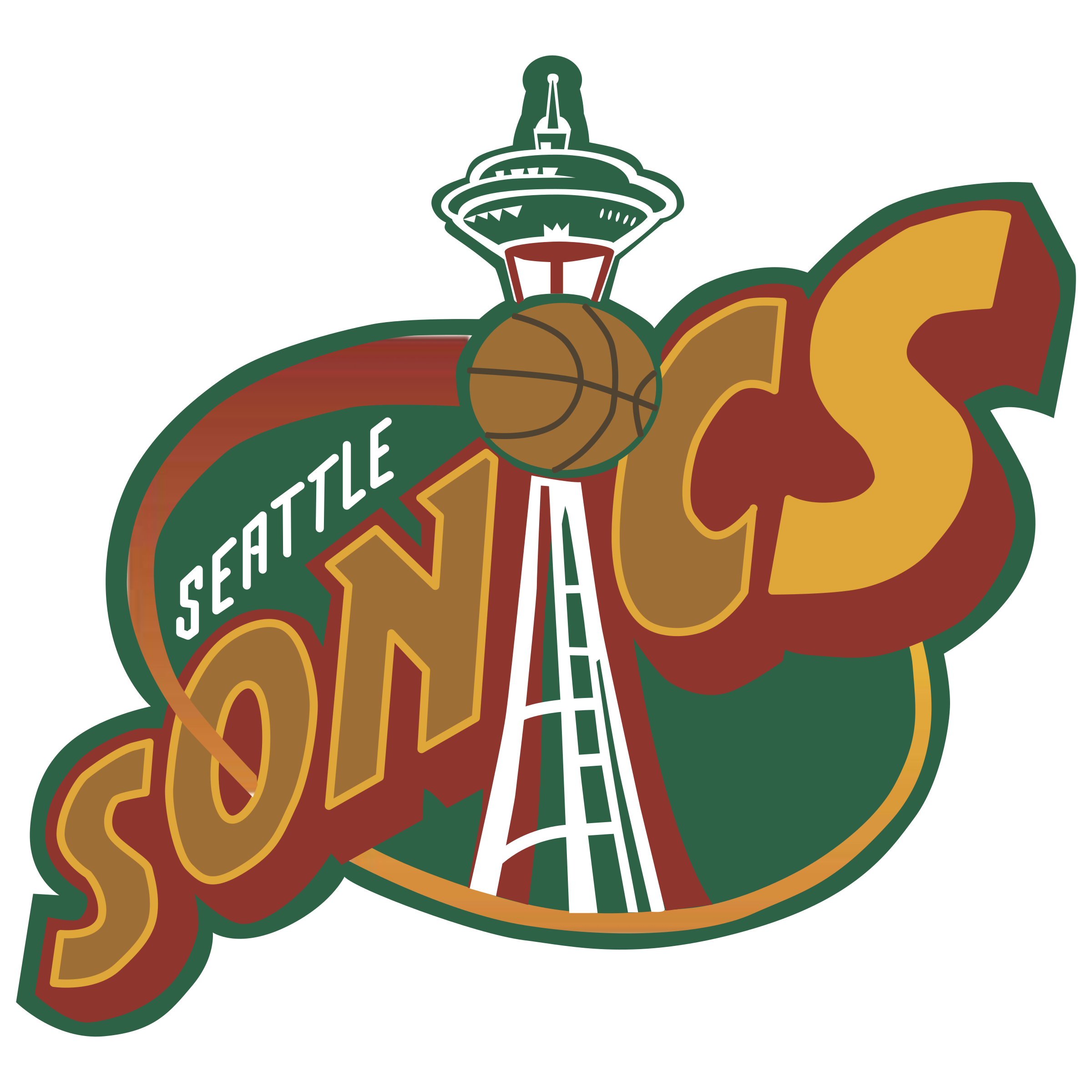 seattle supersonics logo png transparent svg vector freebie supply rh freebiesupply com supersonics logo nba 2k18 supersonics logo 2k18