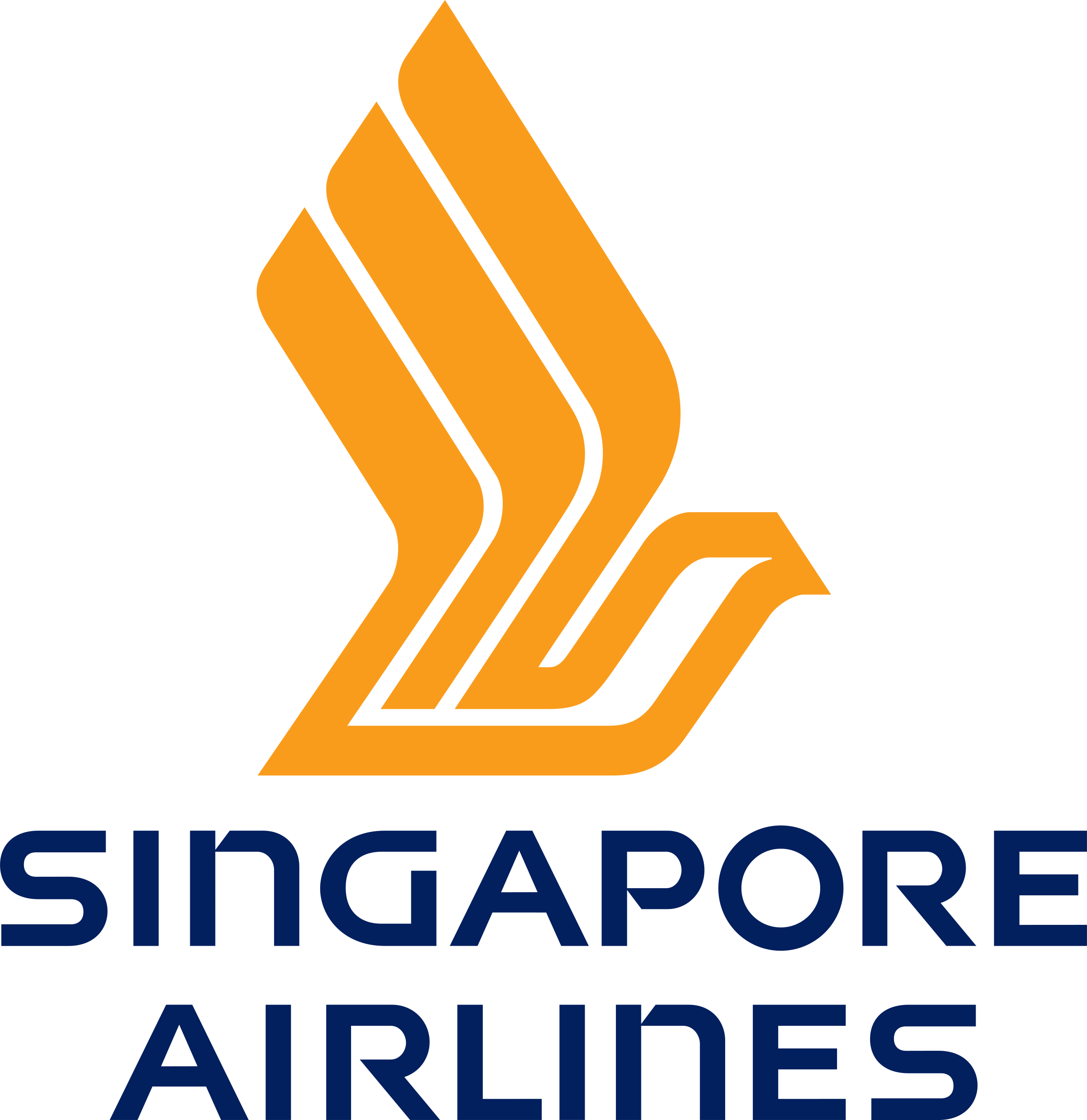 Singapore Airlines Logo Png Transparent Svg Vector Freebie Supply