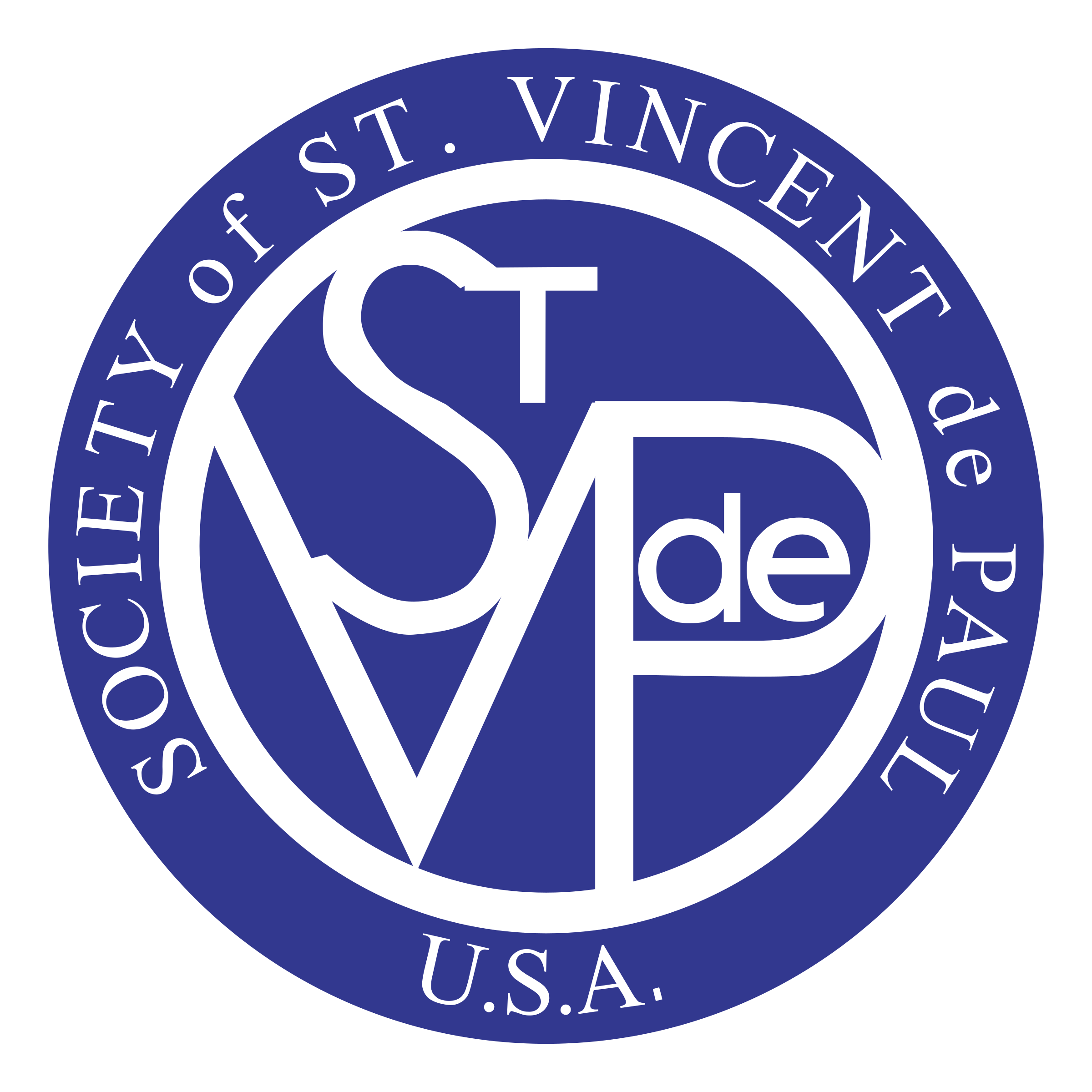 Society of St Vincent De Paul Logo png transparent