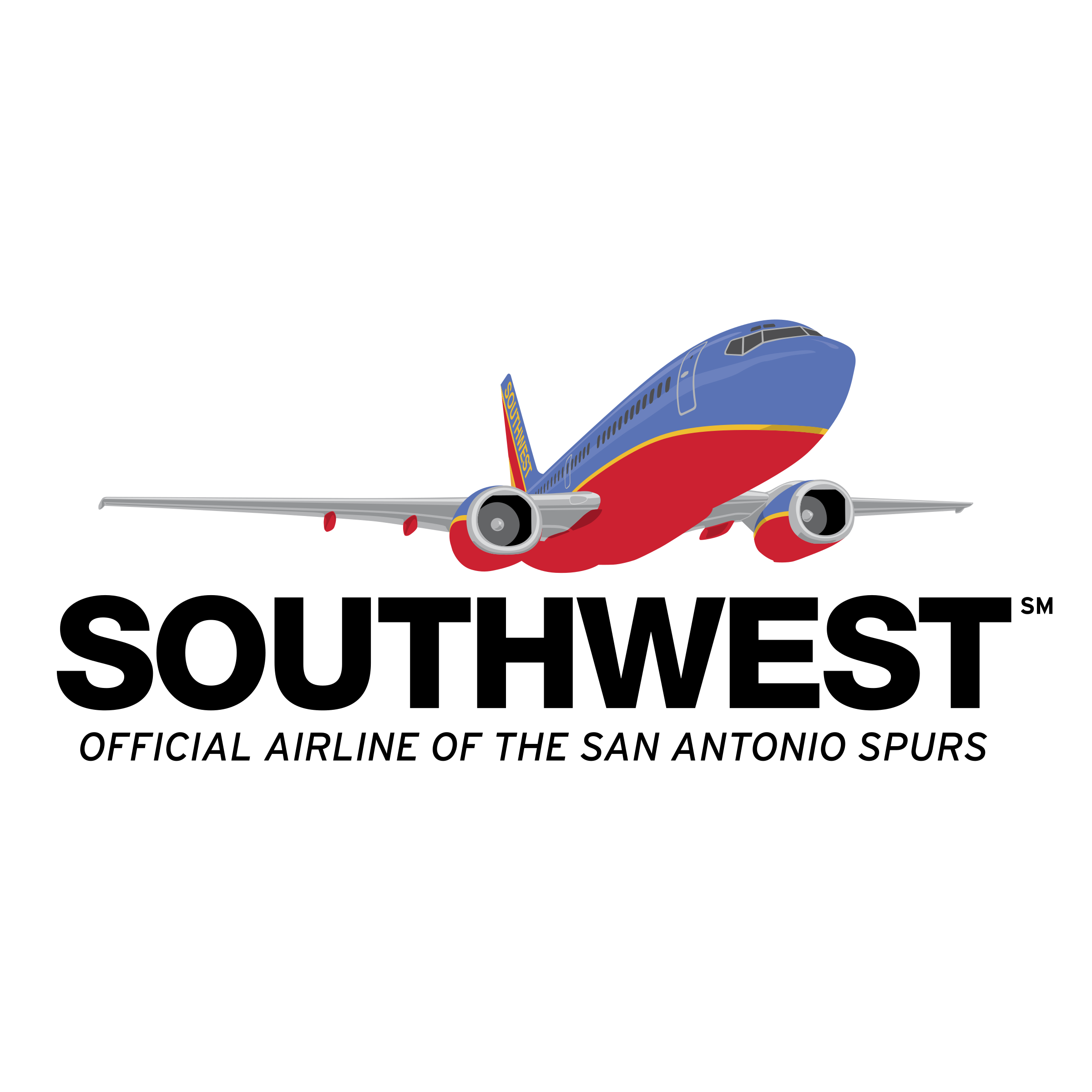 southwest airlines logo png transparent - Southwest Airlines Ppt Template Free Download