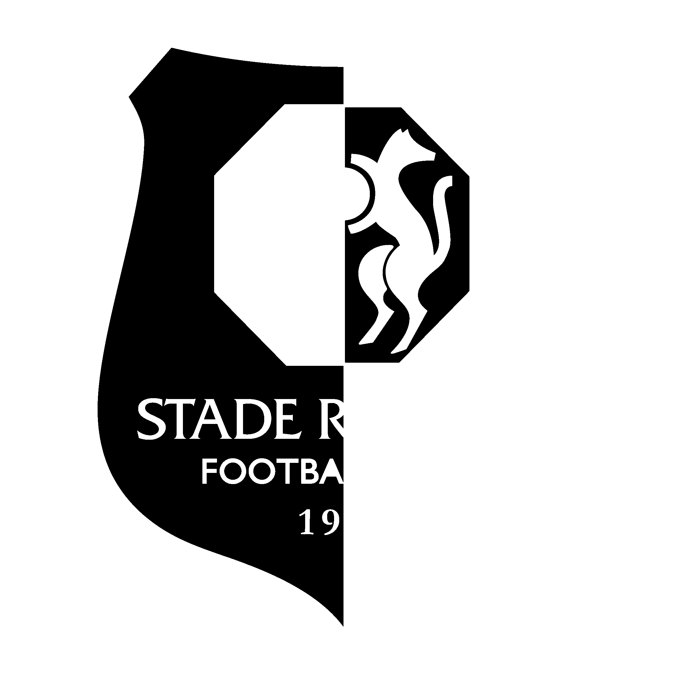 Stade rennais fc logo png transparent svg vector freebie supply - Stade rennais logo ...