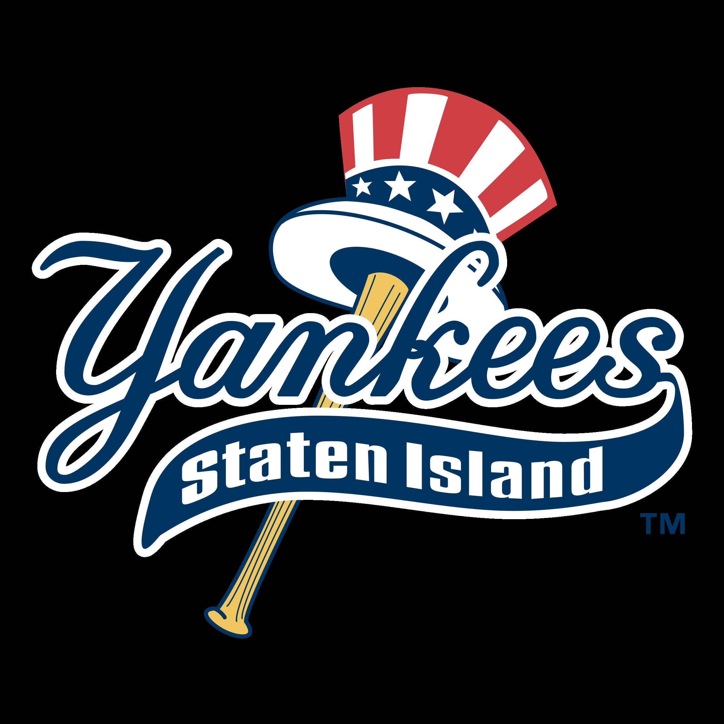 staten island yankees logo png transparent amp svg vector