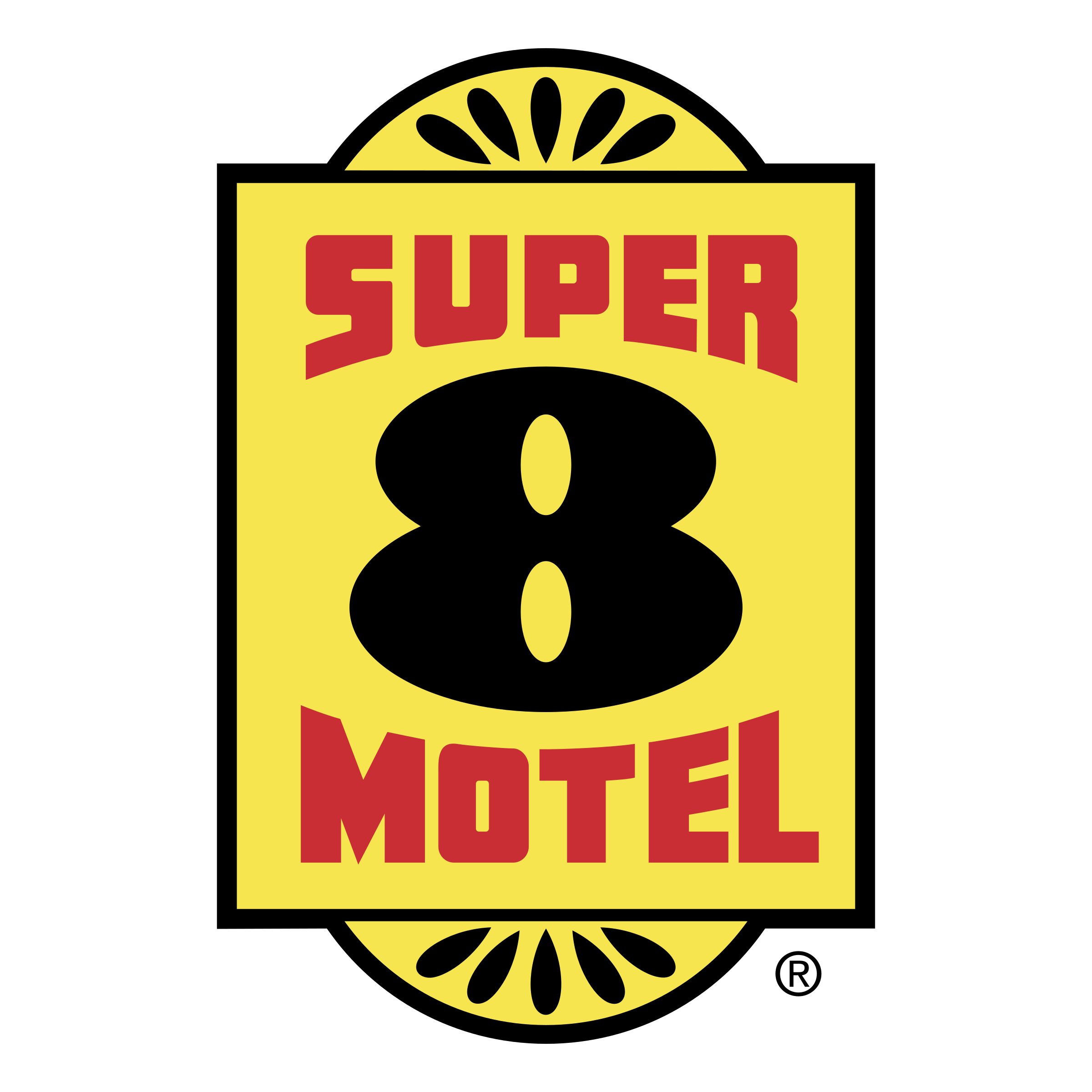 super 8 motel logo png transparent amp svg vector freebie