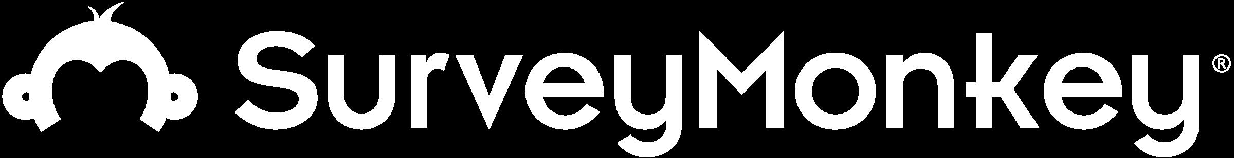 surveymonkey logo black and white