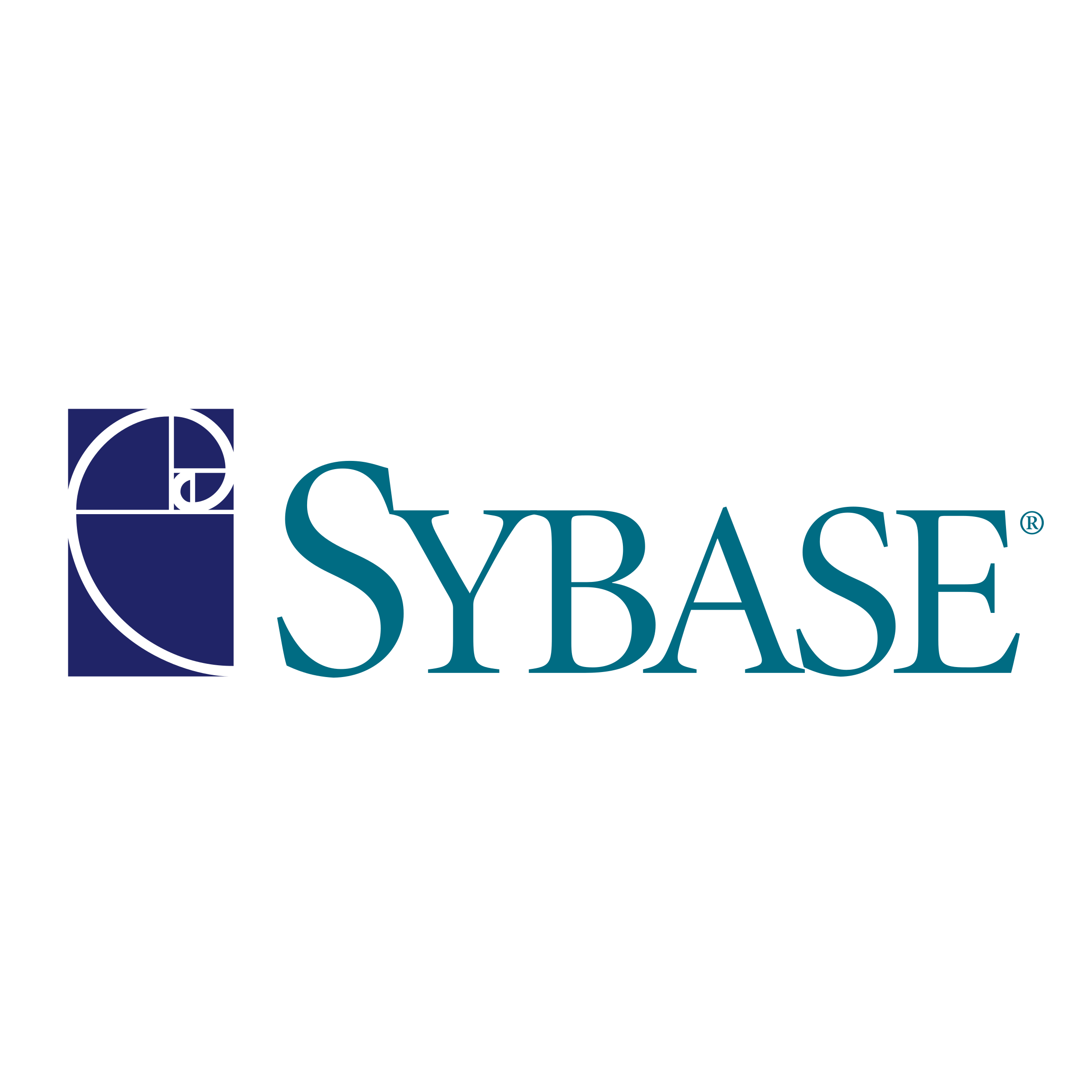 SyBase Logo PNG Transparent & SVG Vector - Freebie Supply