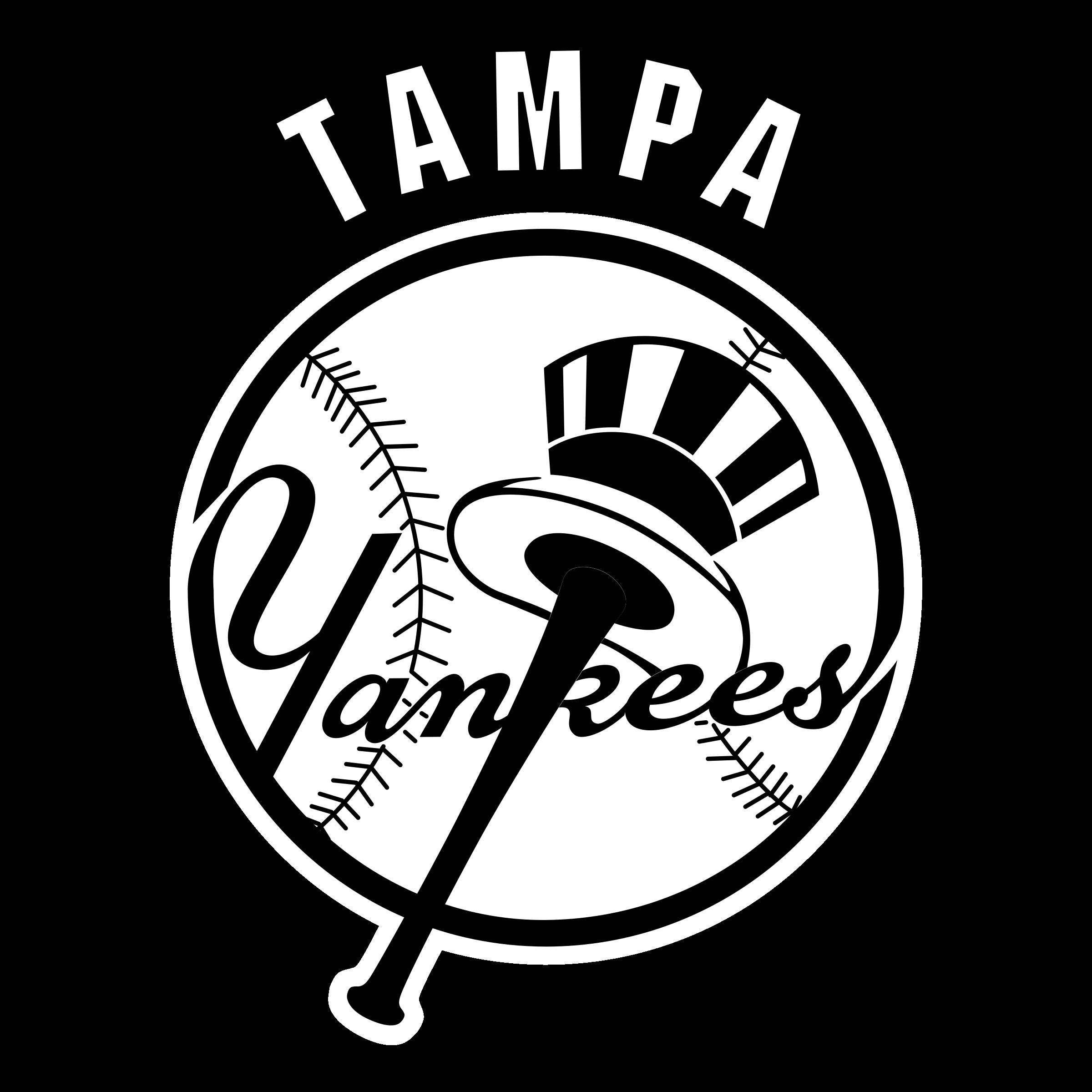 tampa yankees logo png transparent amp svg vector freebie