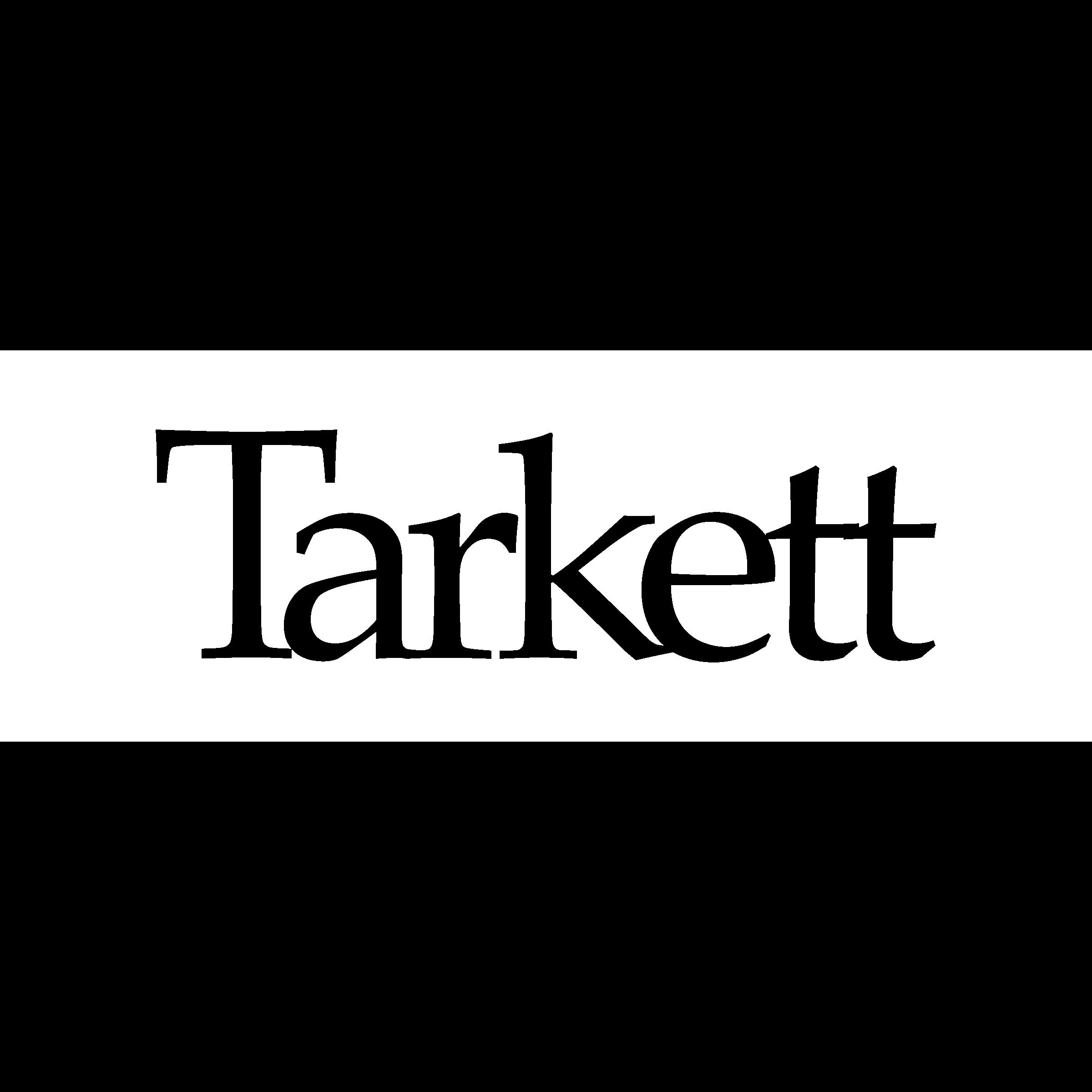 Tarkett Logo Black And White
