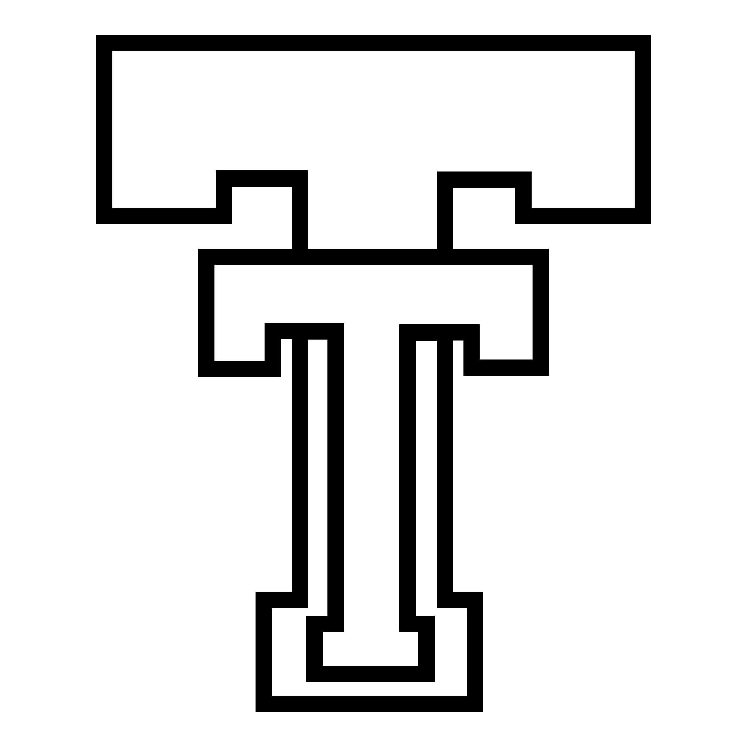 Texas Tech Red Raiders Logo Png Transparent Svg Vector Freebie