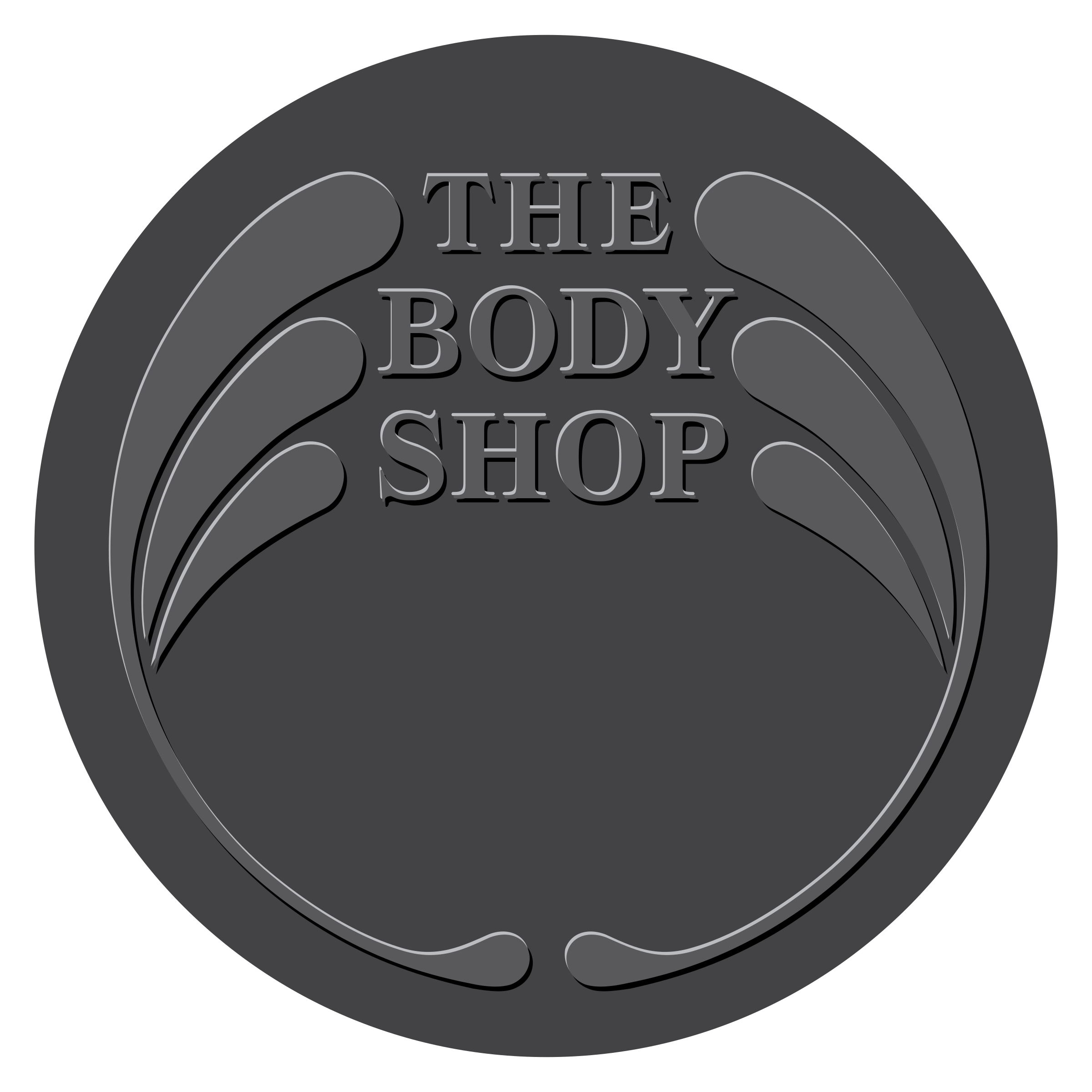 the body shop logo png transparent svg vector freebie supply rh freebiesupply com body shop logo evolution body shop logo