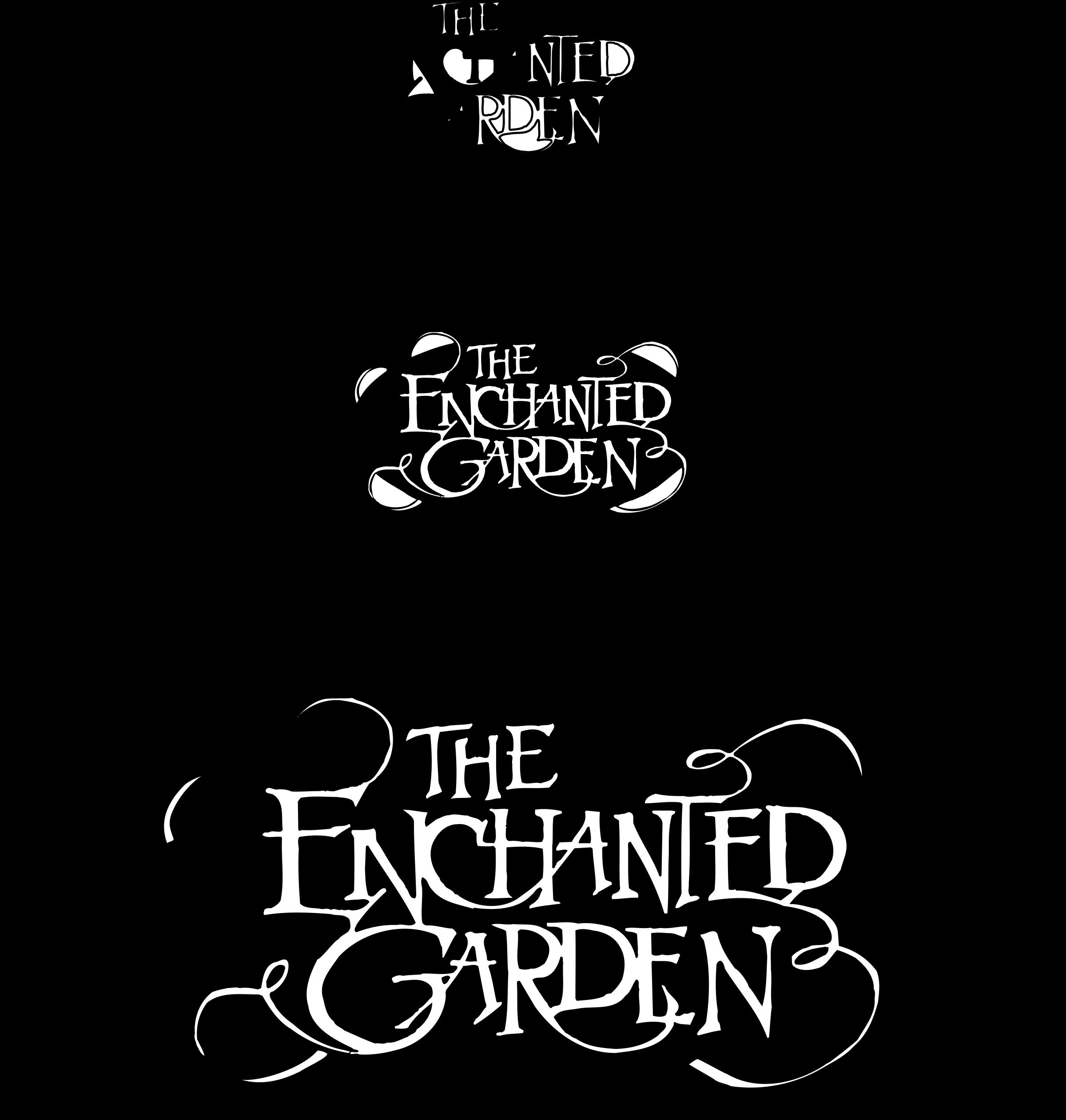 ENCHANTED GARDENS logo