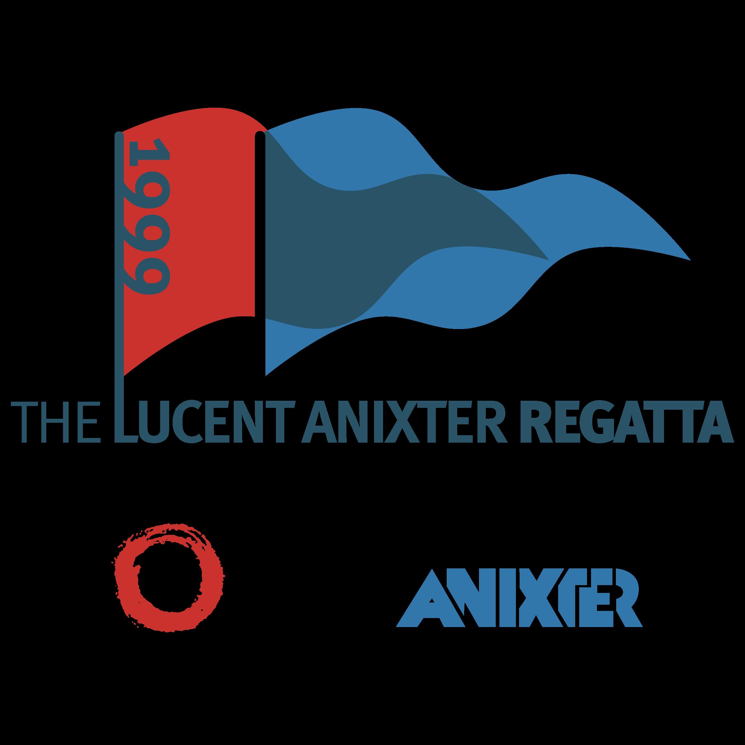 The Lucent Anixter Regata Logo PNG Transparent