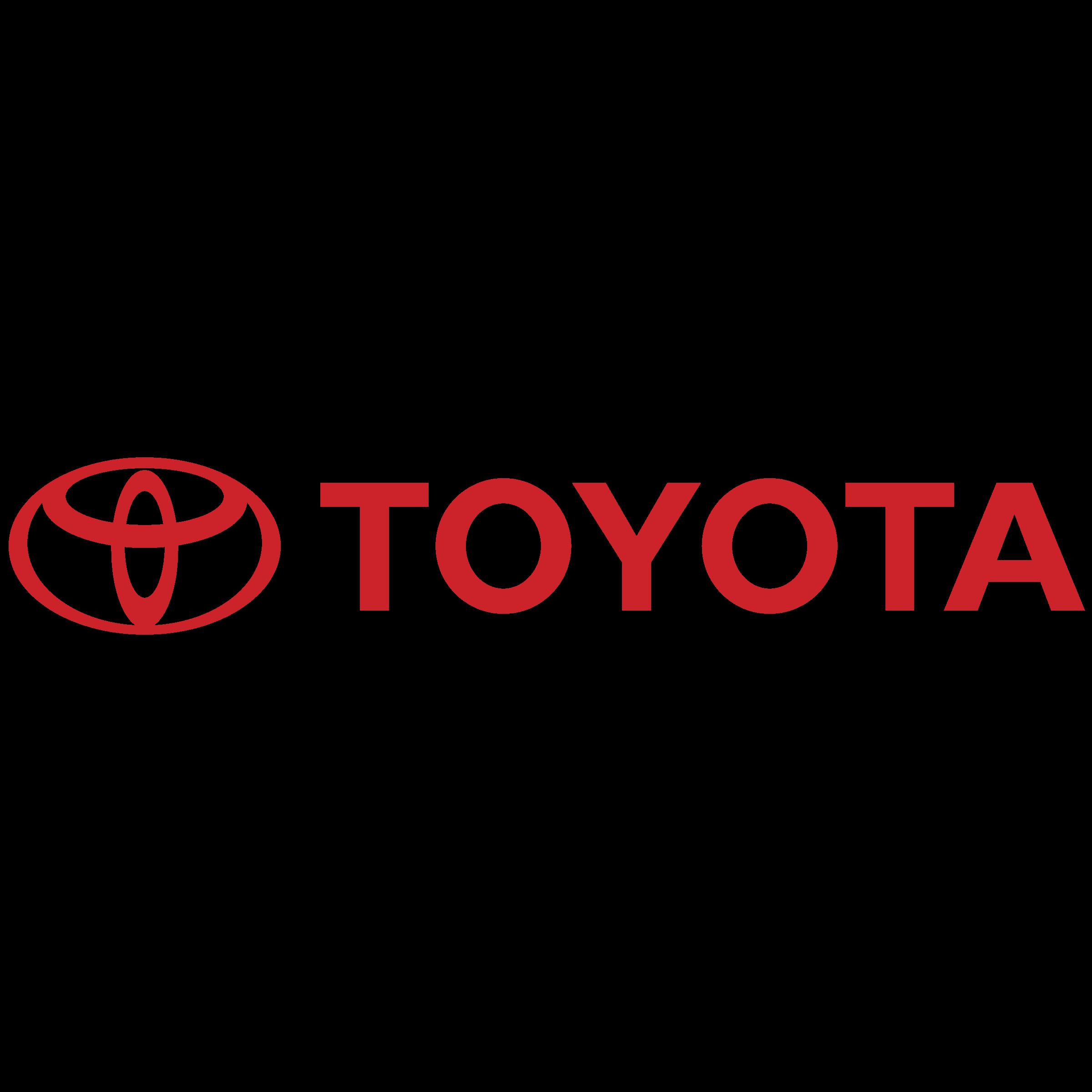 Toyota Logo PNG Transparent & SVG Vector - Freebie Supply