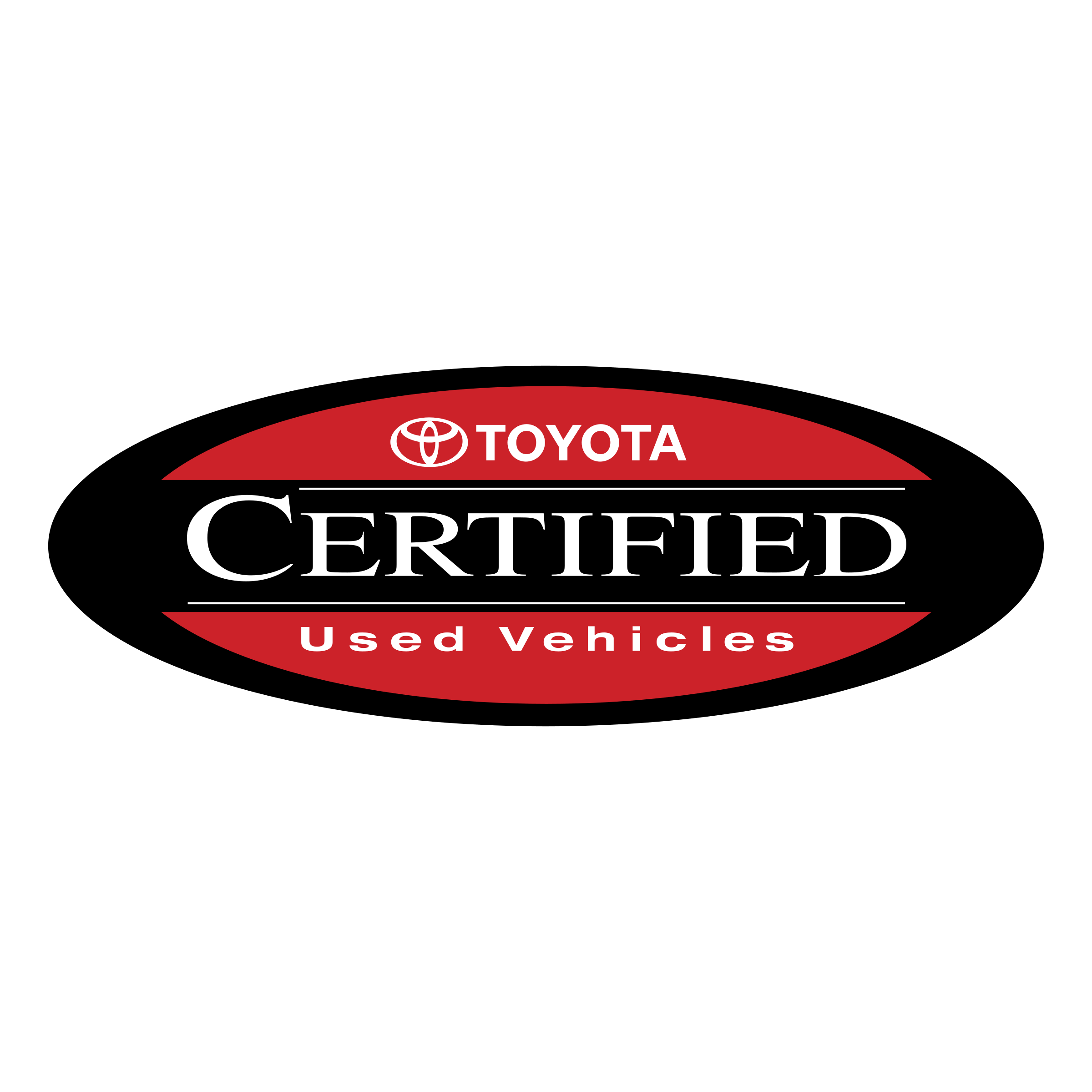 Certified Used Toyota >> Toyota Certified Used Vehicles Logo Png Transparent Svg Vector