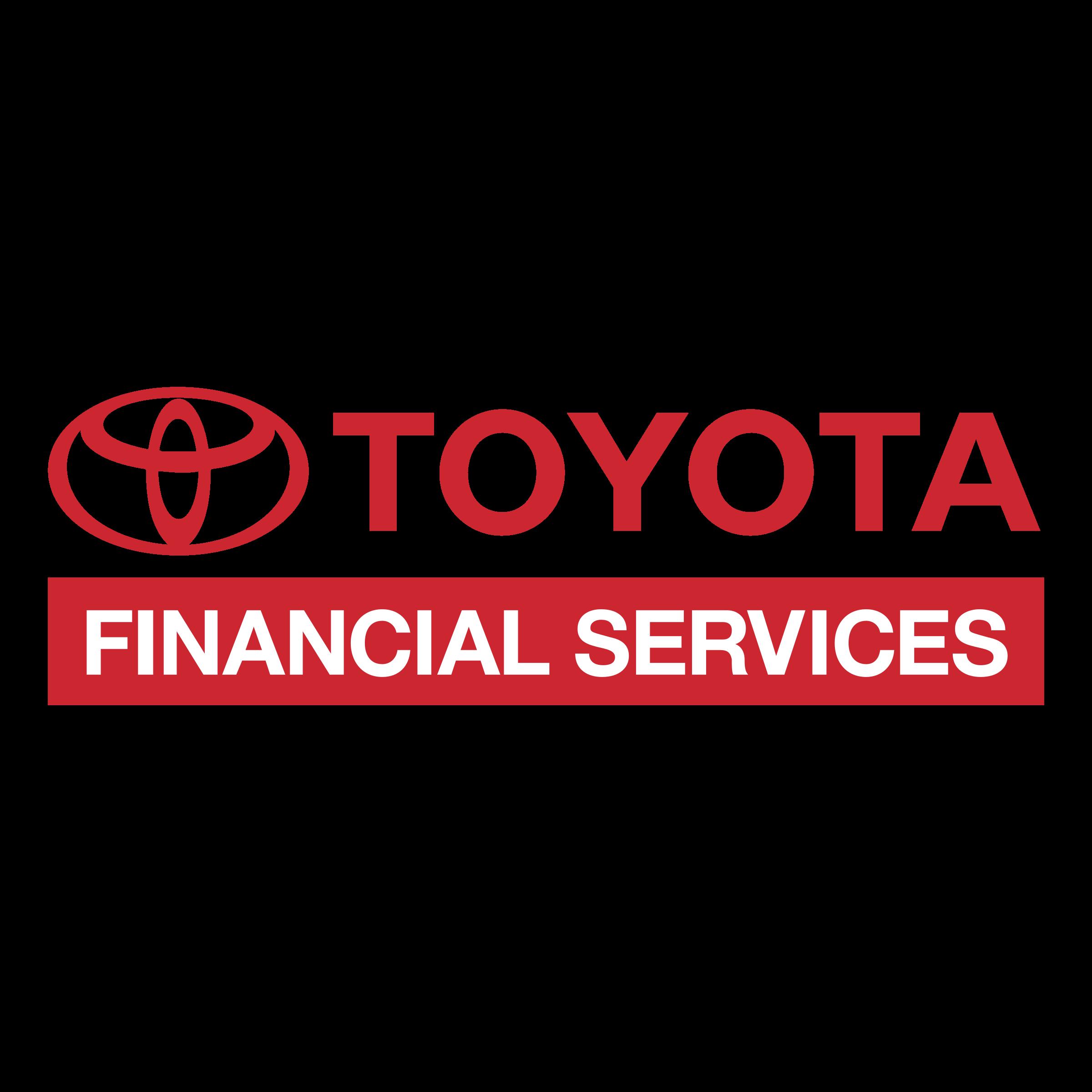 toyota financial services logo png transparent amp svg