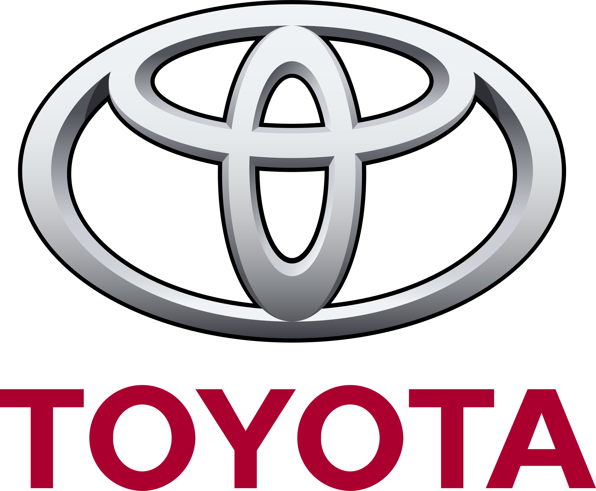Toyota Logo Png Transparent Amp Svg Vector Freebie Supply