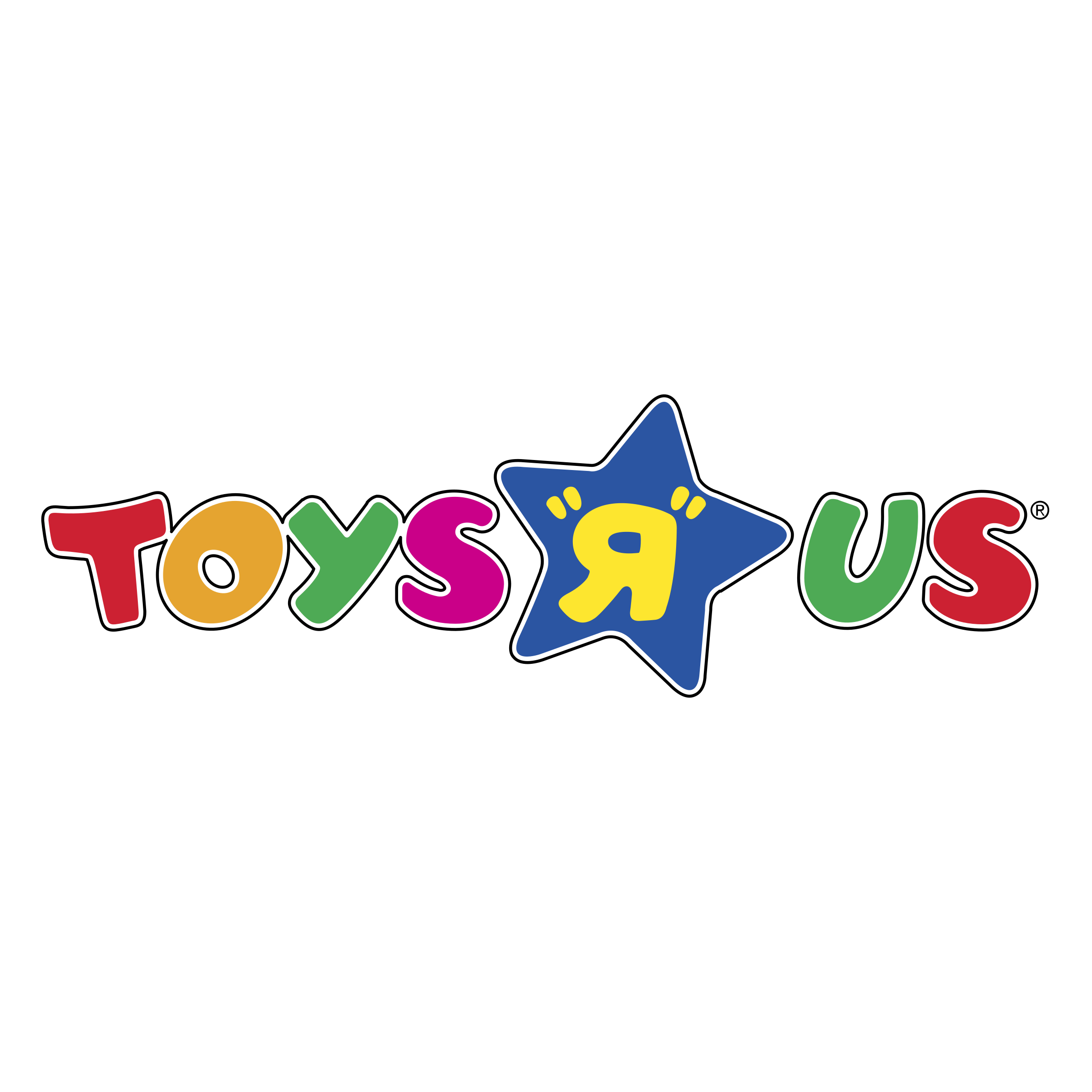 Toys R Us Logo Png Transparent Svg Vector Freebie Supply