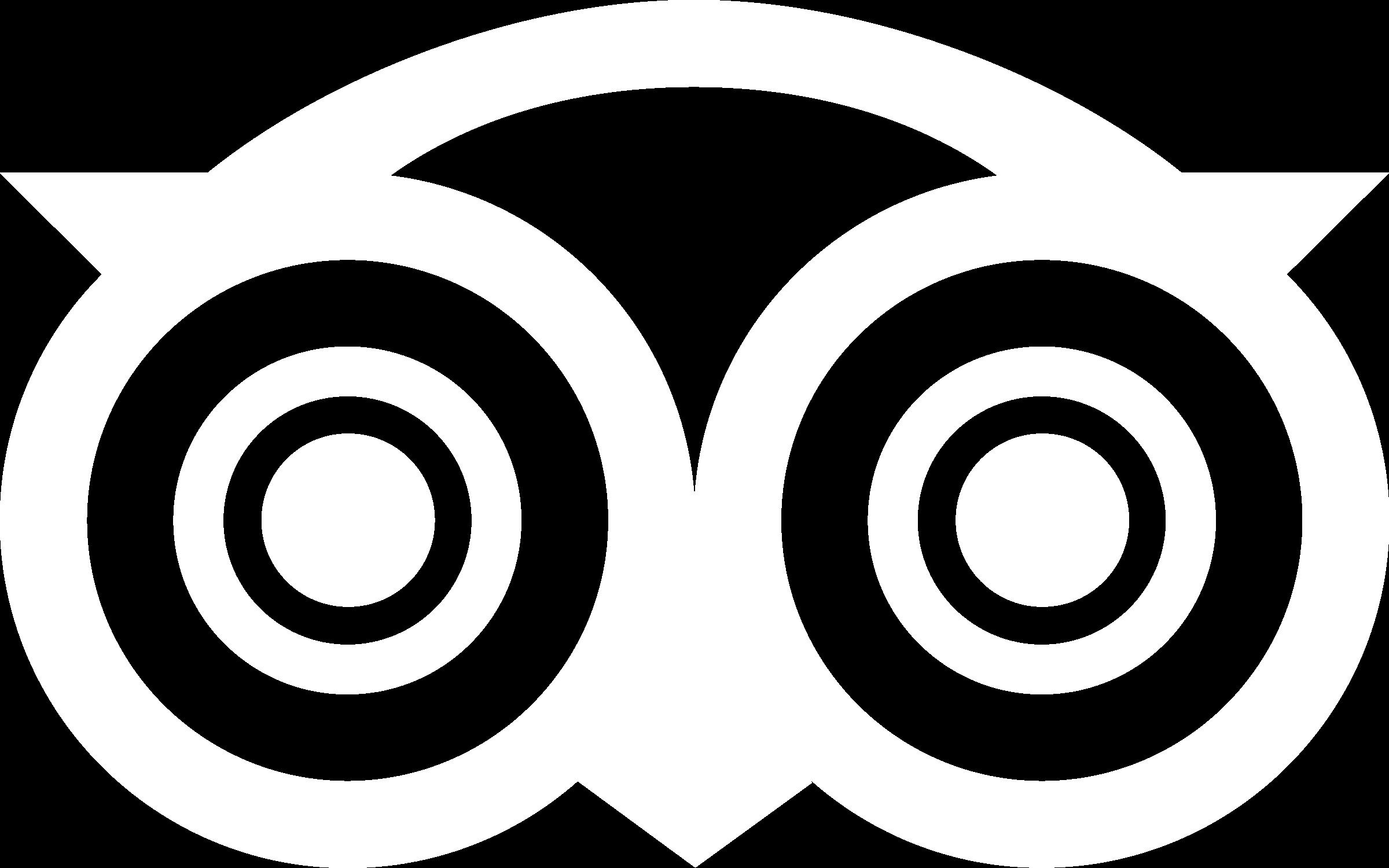 Tripadvisor Logo Black And White