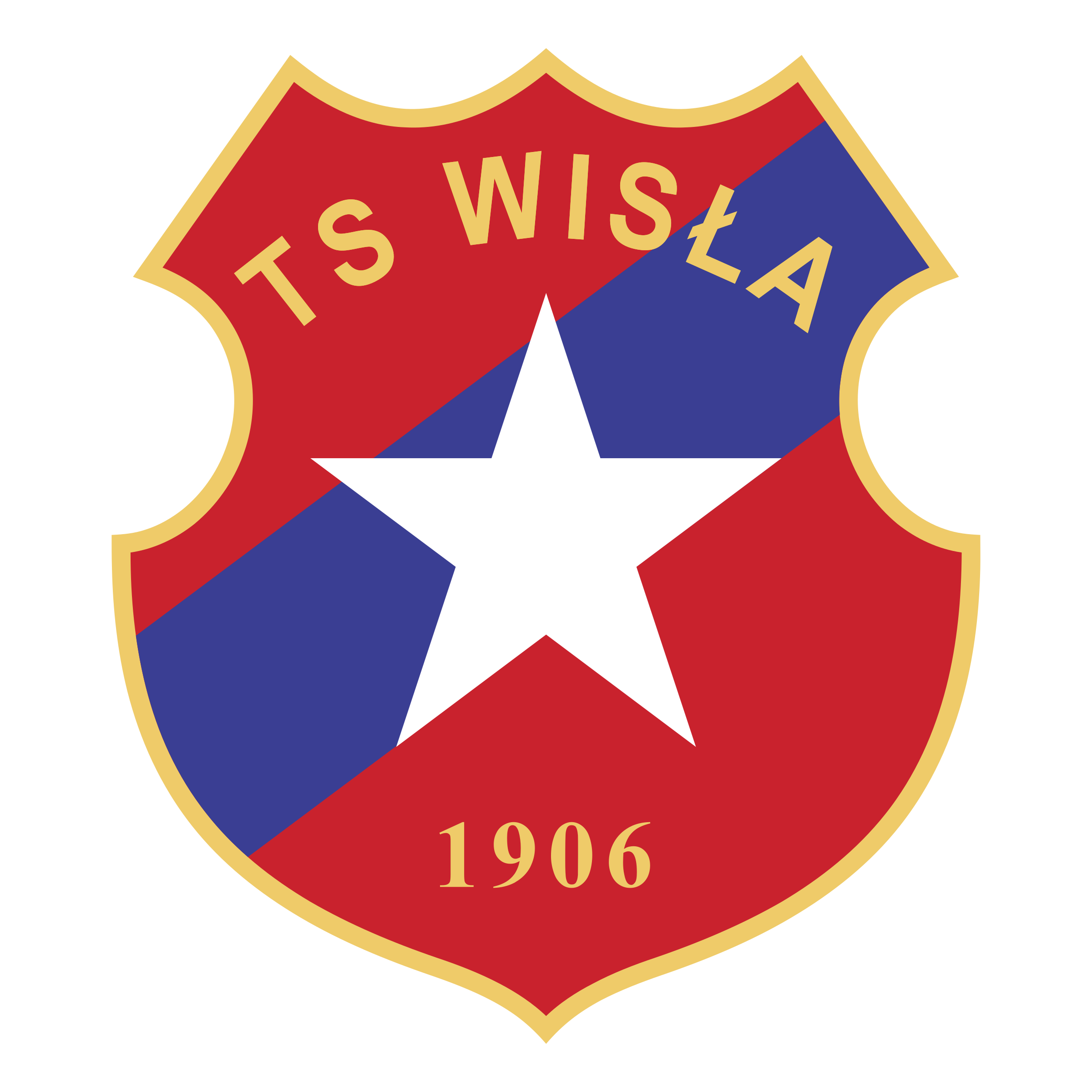 TS Wisla Krakow Logo PNG Transparent & SVG Vector ...