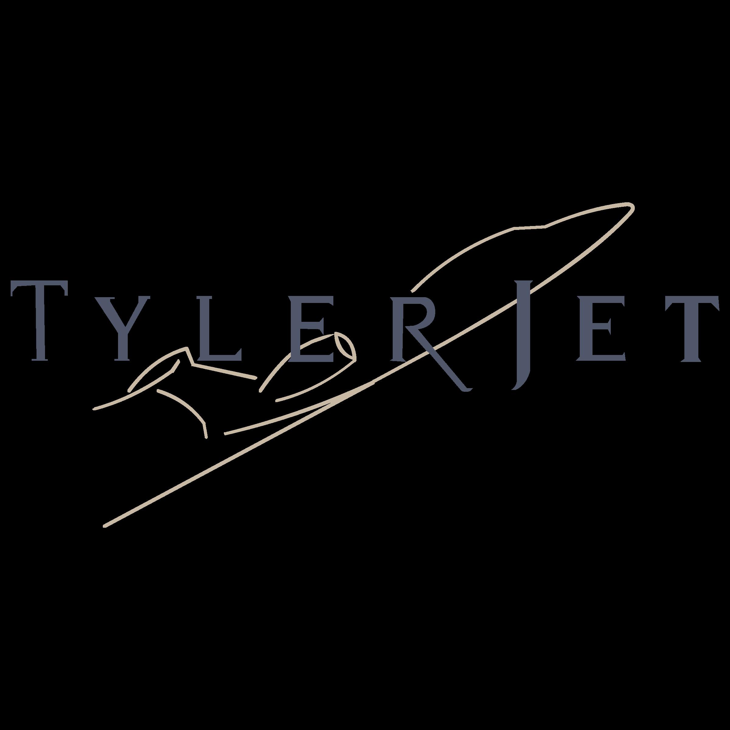 tyler jet logo png transparent svg vector freebie supply