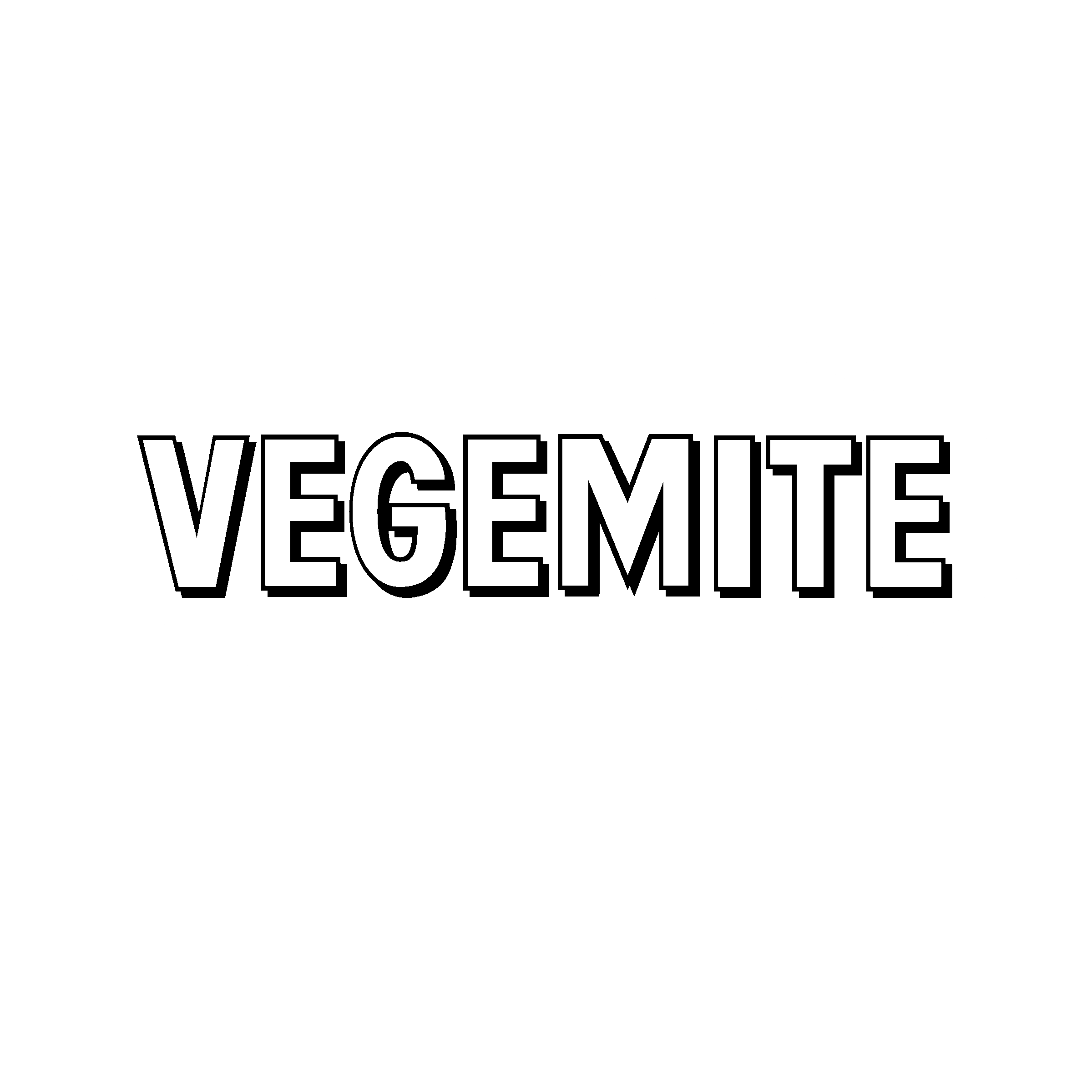 Vegemite Logo Png Transparent Svg Vector Freebie Supply