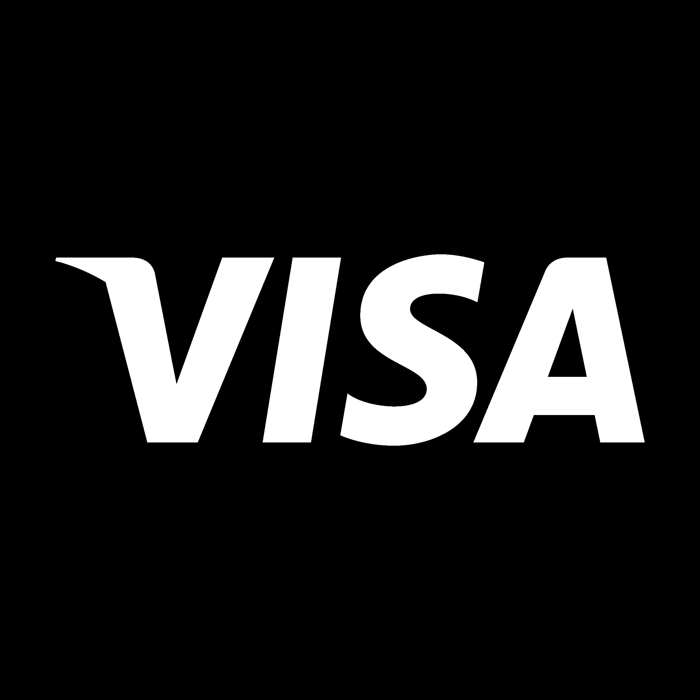 Kết quả hình ảnh cho visa logo png white
