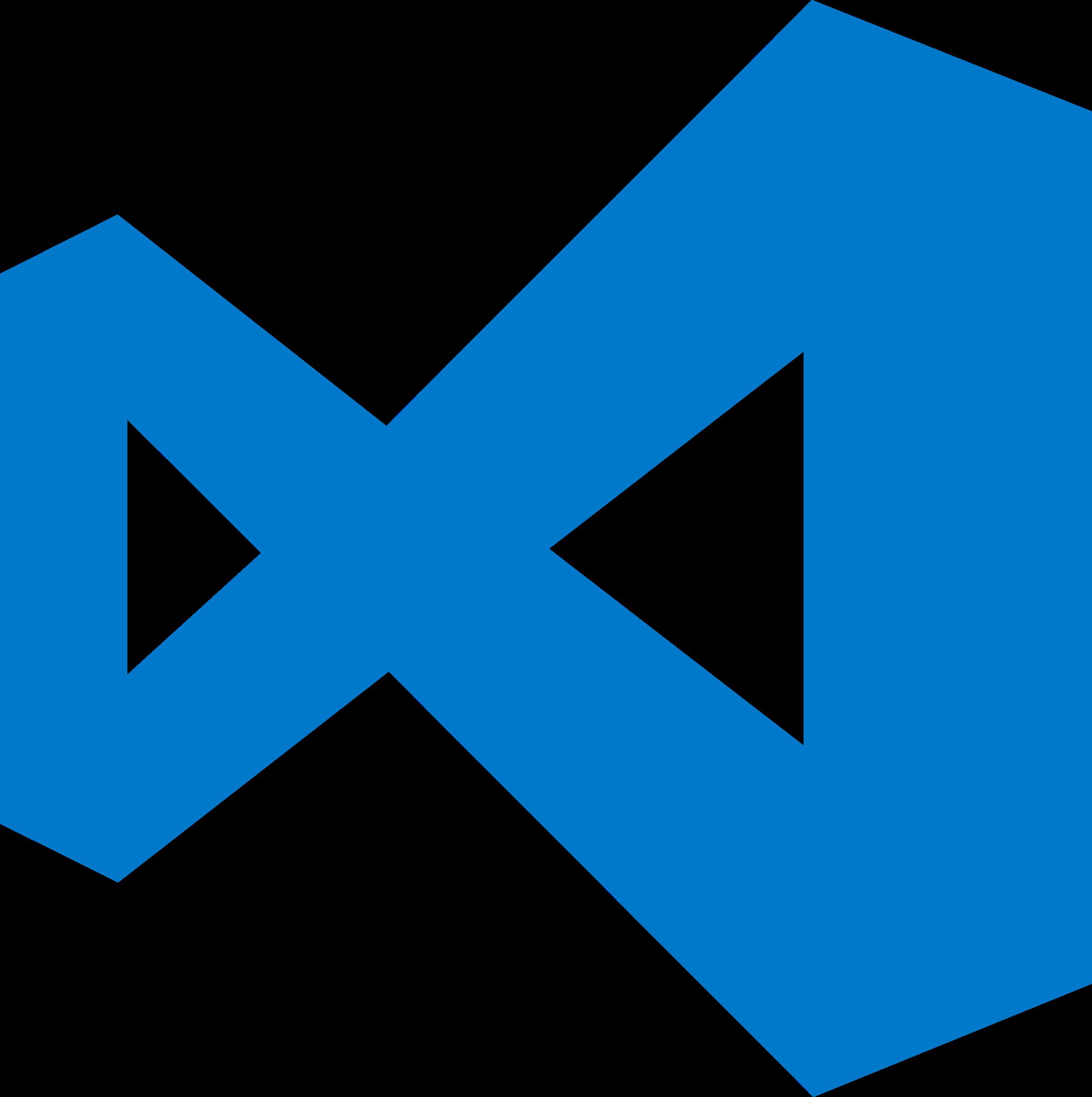 Visual Studio Code Logo Png Transparent Svg Vector Freebie Supply