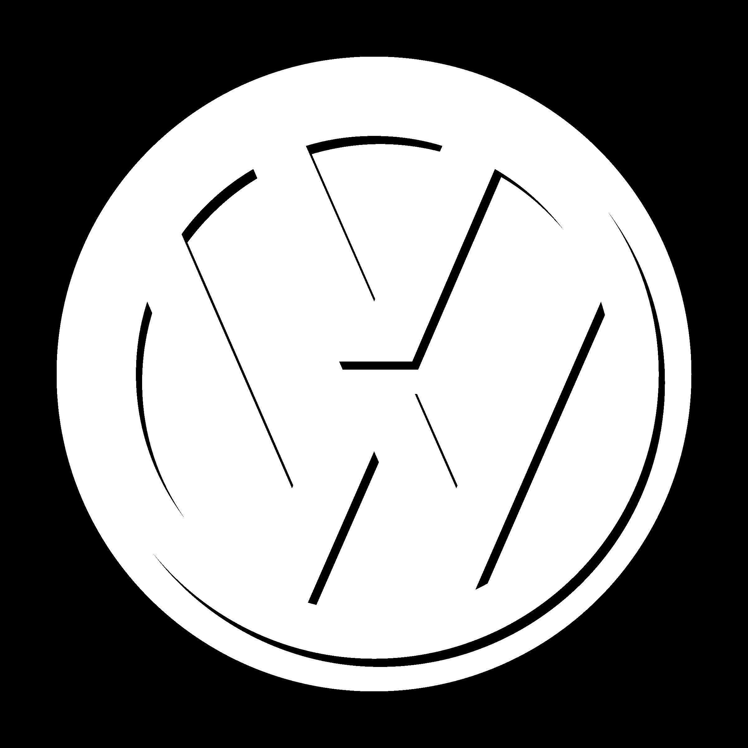 Volkswagen Vw Logo Png Transparent Svg Vector Freebie Supply