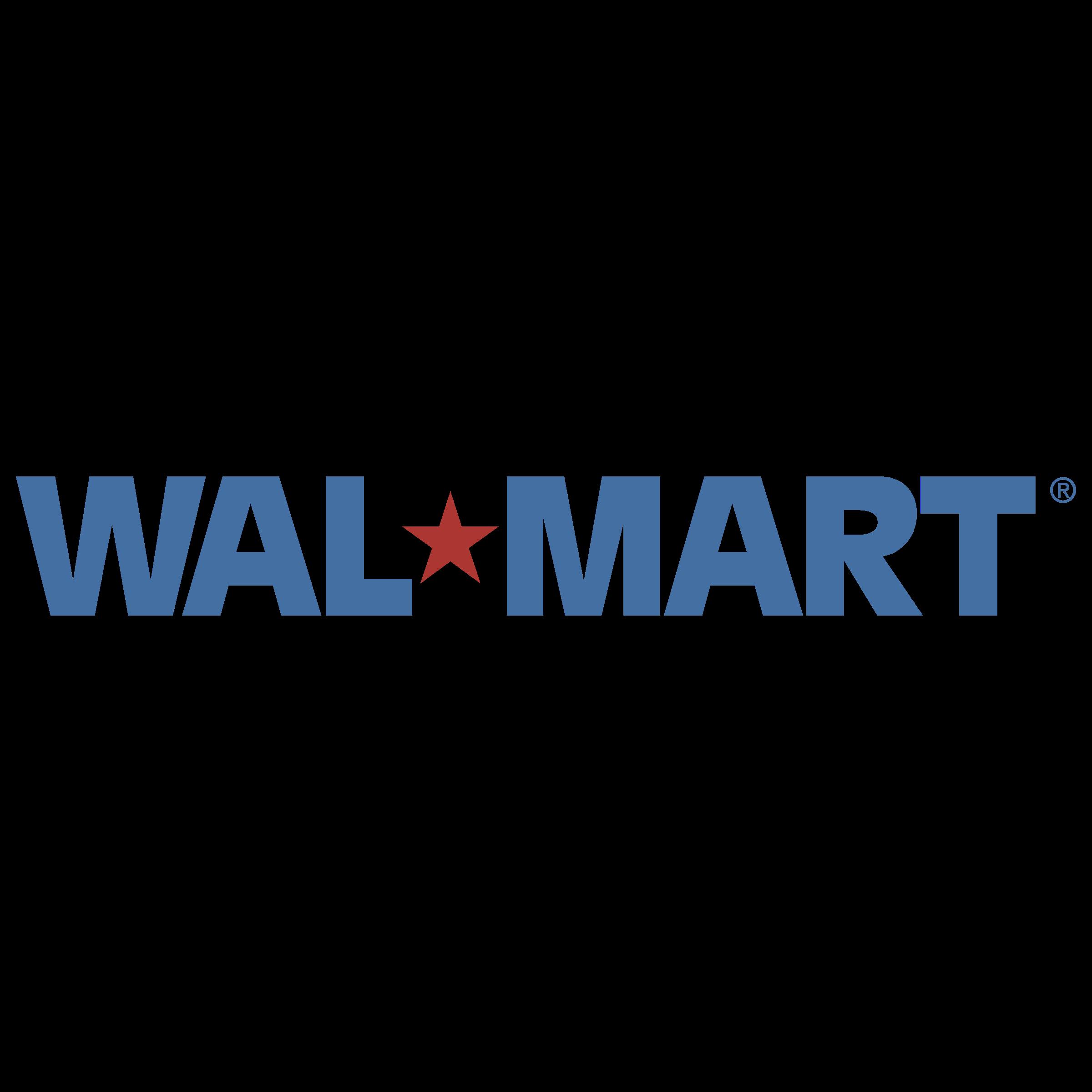 Wal Mart Logo PNG Transparent & SVG Vector - Freebie Supply