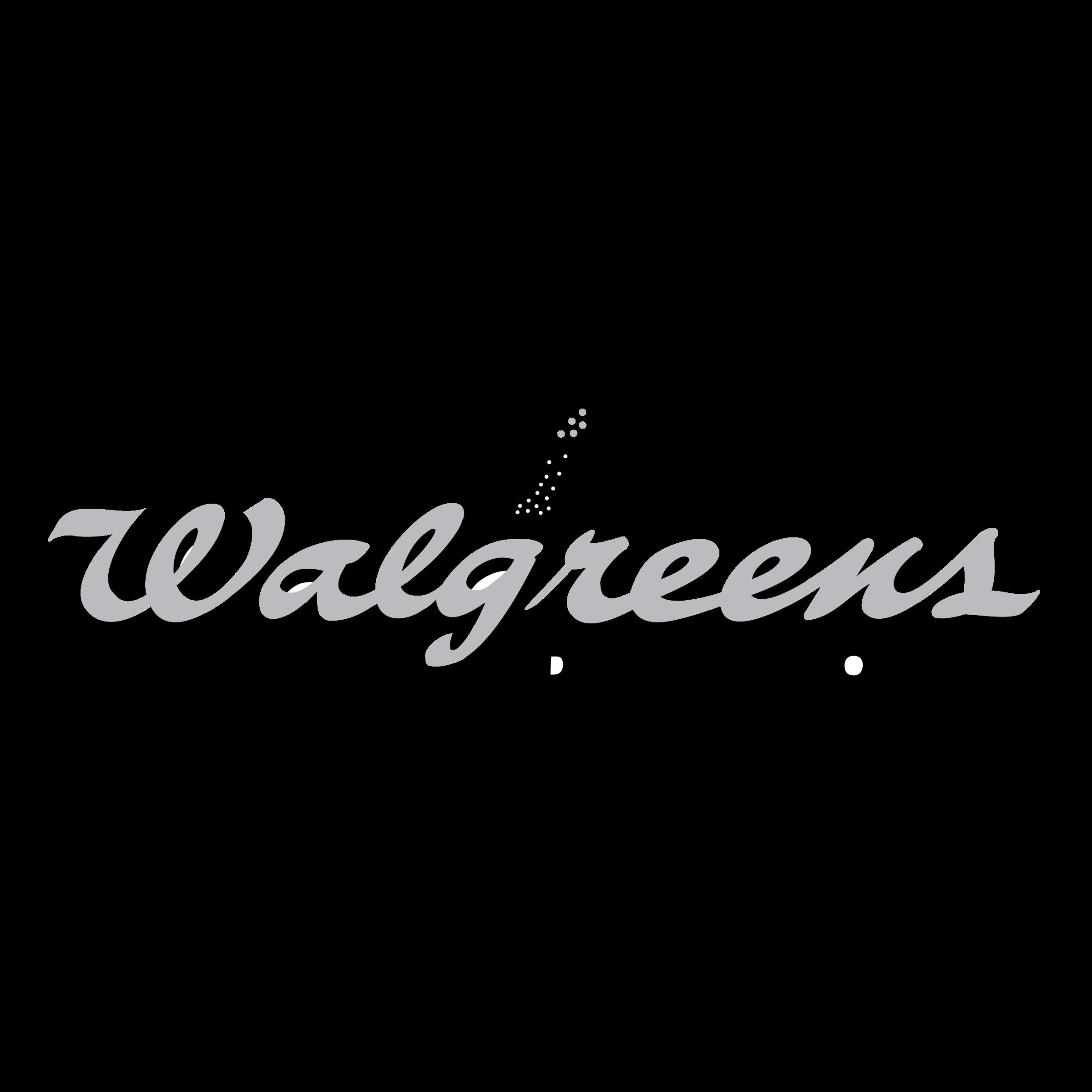 Walgreens Logo PNG Transparent