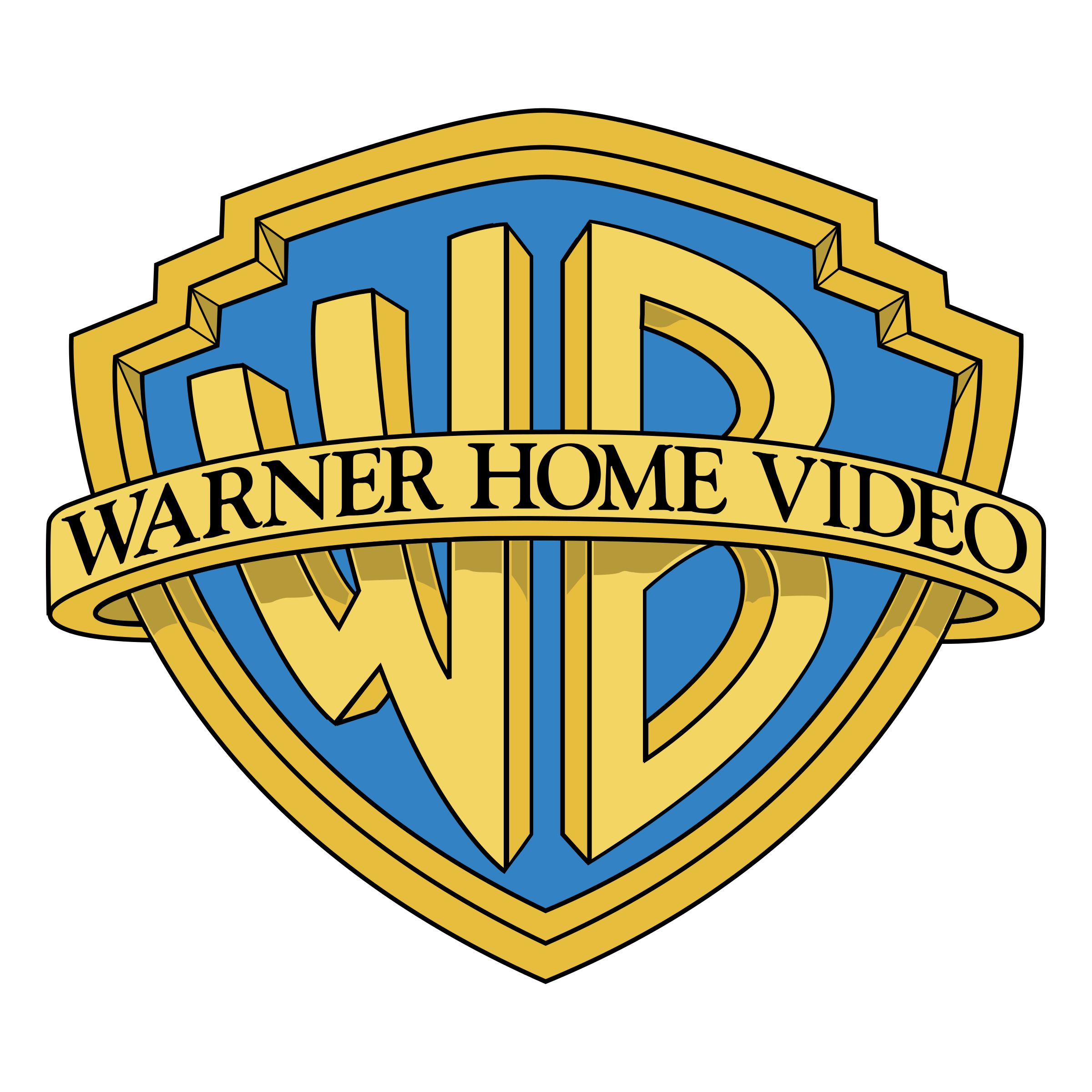 Warner Home Video Logo PNG Transparent & SVG Vector ...Warner Home Video Logo Png