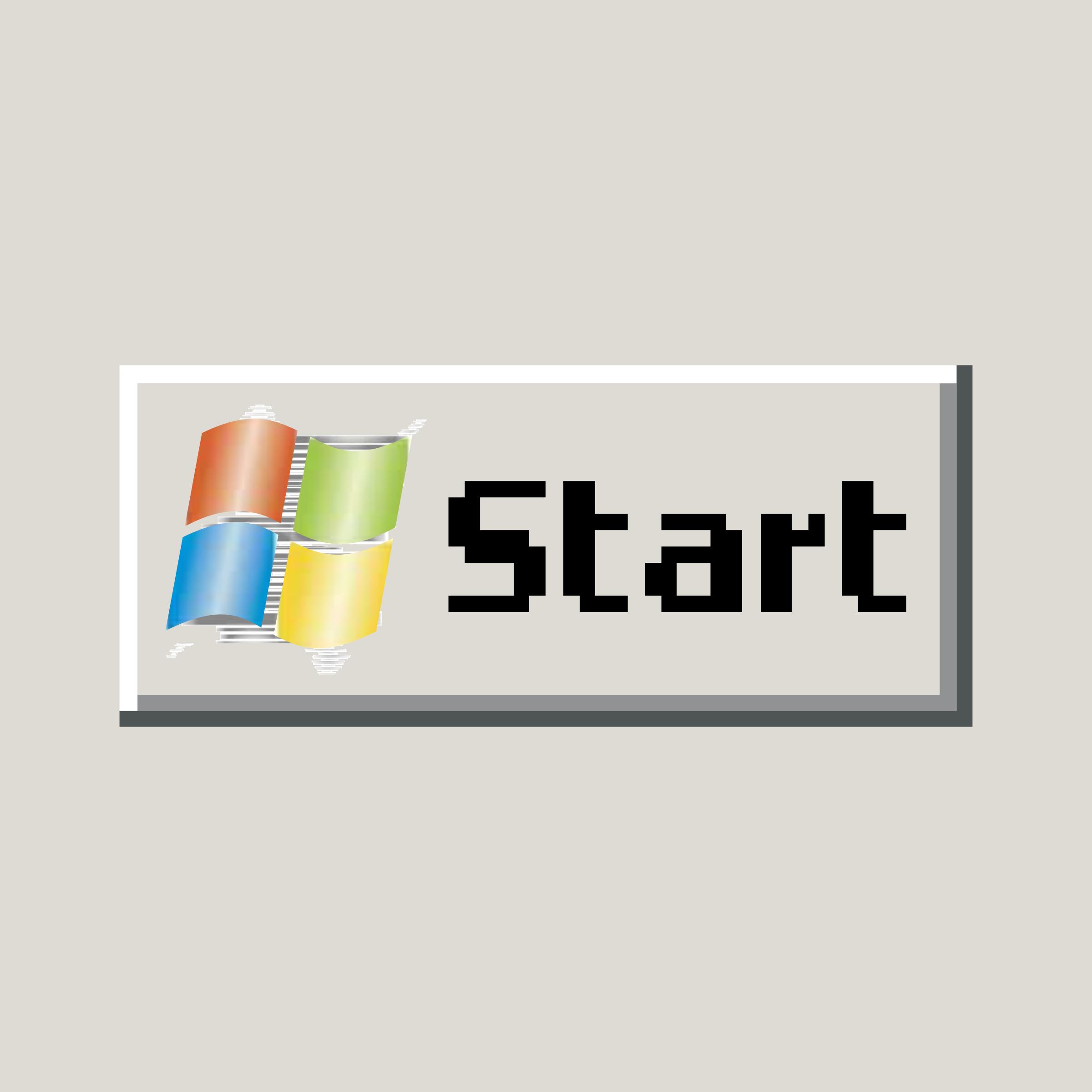 Windows Xp Start Menu Logo: Download Start Menu For Pokki