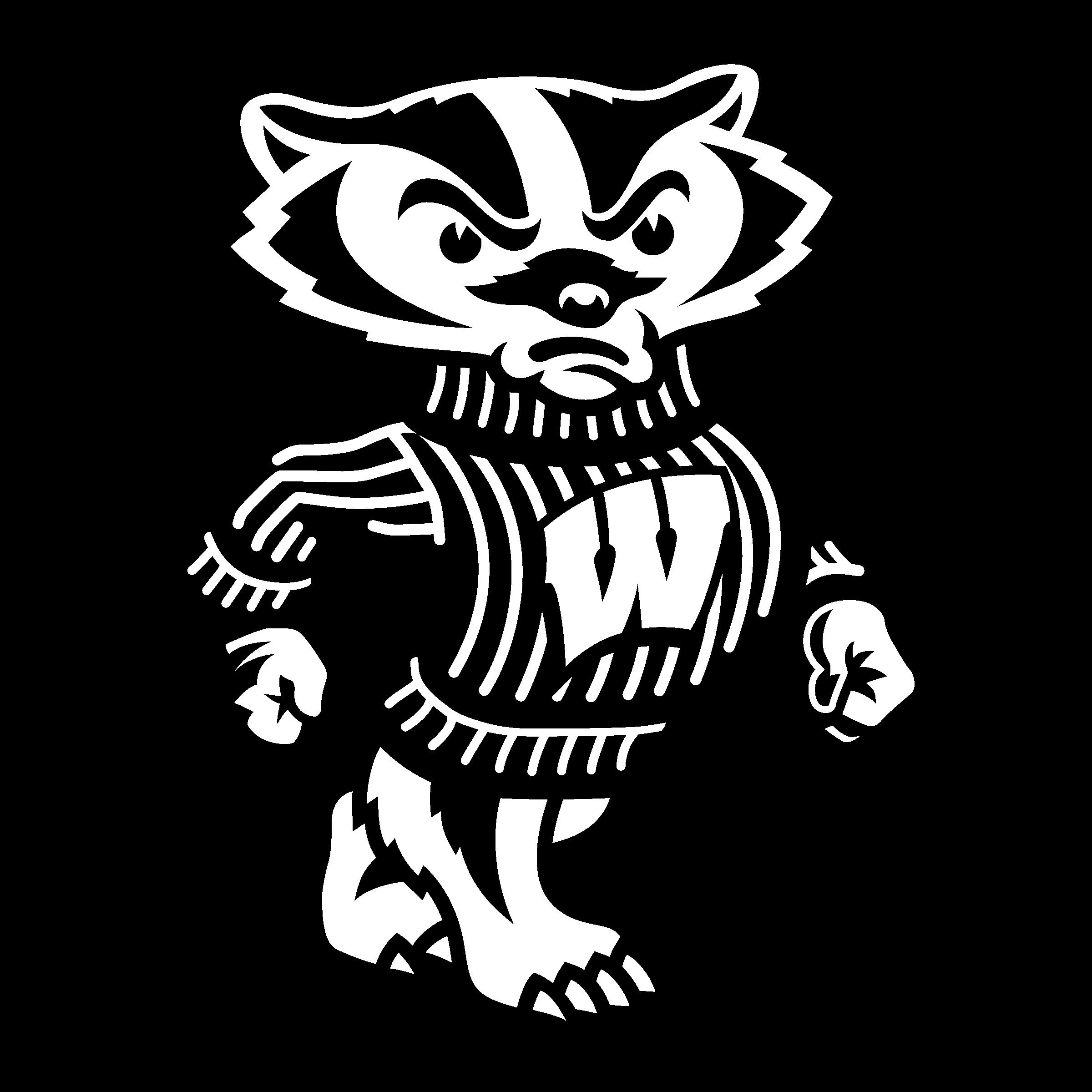 Wisconsin Badgers Logo PNG Transparent & SVG Vector ...