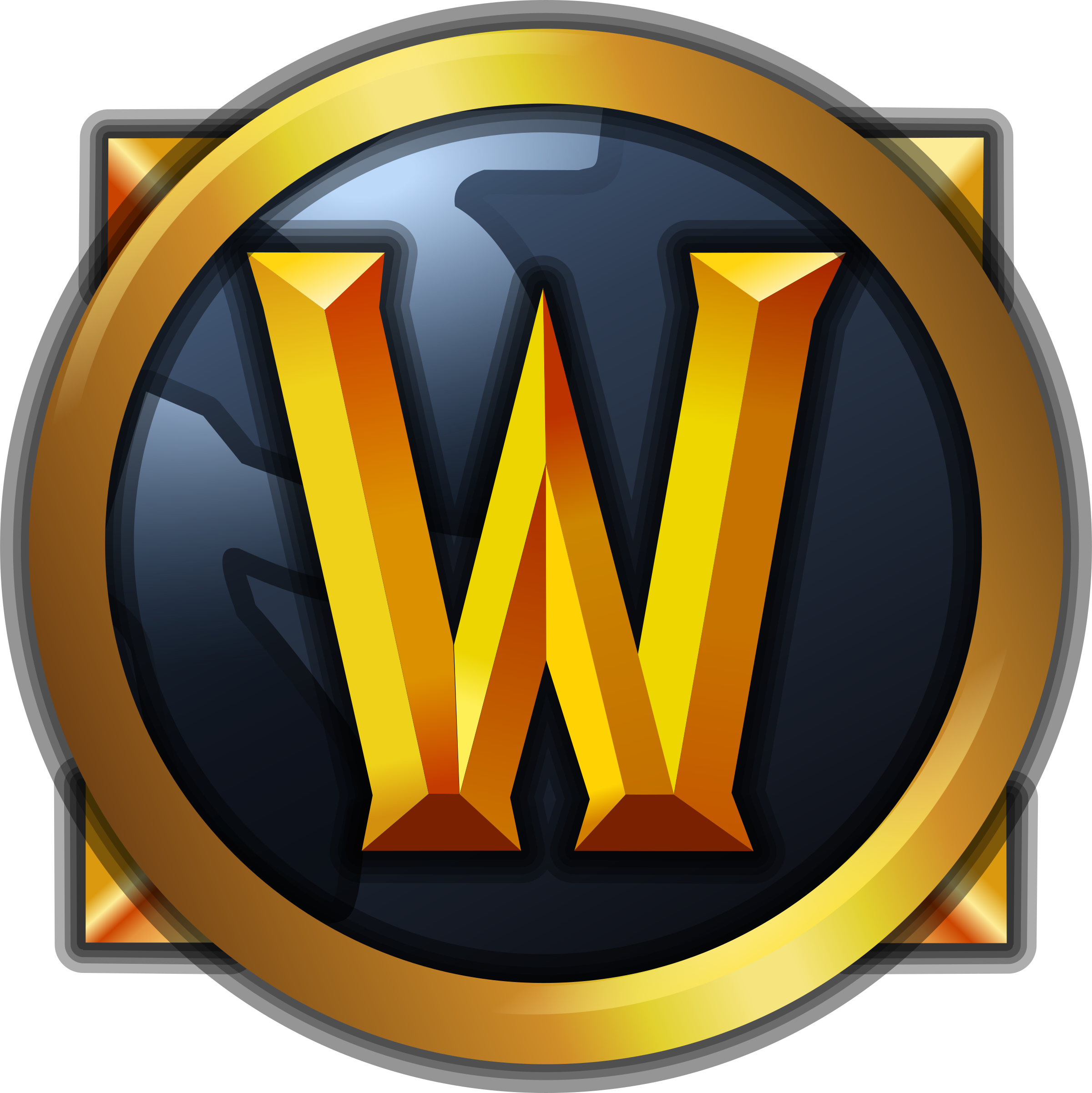 Opinion world warcraft logo for
