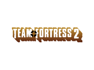 Team Fortress 2 Logo Black And White Freebie Supply
