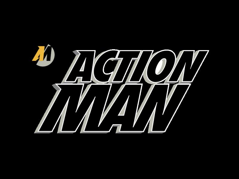 Action Man Brand 1 Logo PNG Transparent SVG Vector