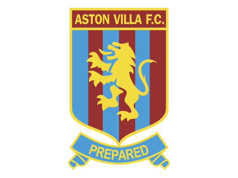 Aston Villa FC 8687 Logo PNG Transparent & SVG Vector ...