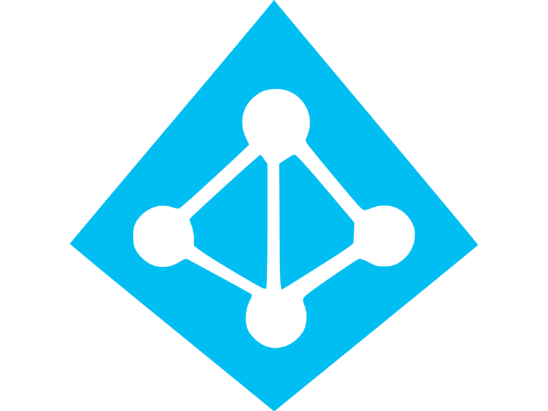 Azure Active Directory Logo PNG Transparent & SVG Vector