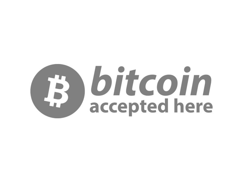 Bitcoin Accepted Here Btc Logo Png Transparent Svg Vector Freebie Supply