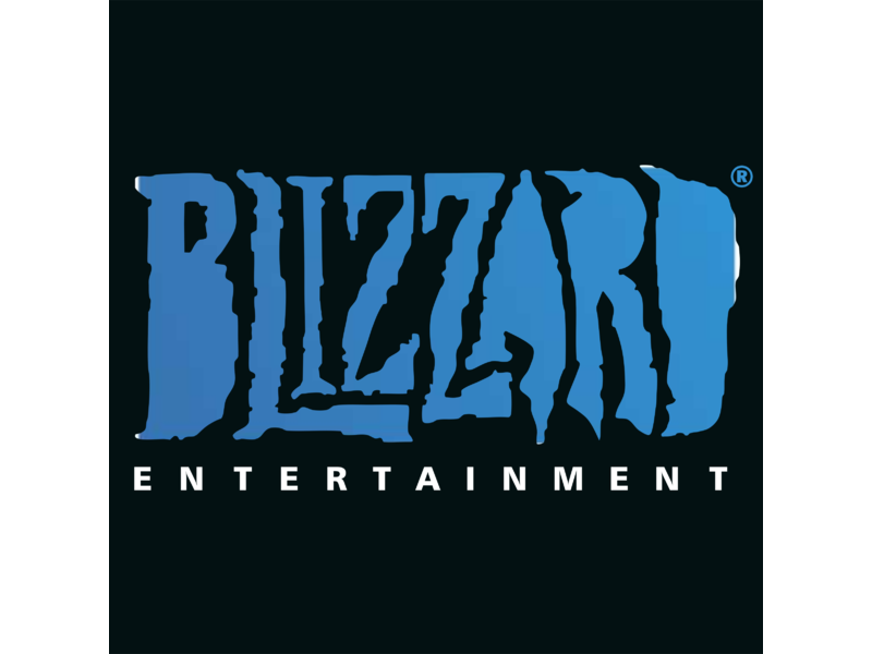 Blizzard Entertainment Logo Png Transparent Svg Vector Freebie