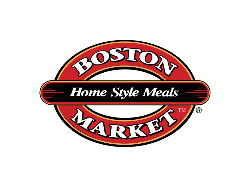 Logo Boston Transparent Market - PNG SVG Freebie  Vector &