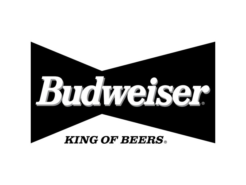 SVG - Logo Transparent Freebie & PNG Supply Budweiser 6 Vector