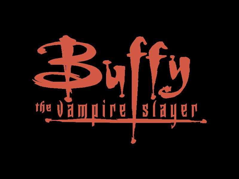 Buffy the Vampire Slayer Logo PNG Transparent & SVG Vector ...
