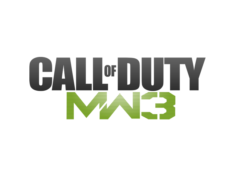 Call Of Duty Modern Warfare 3 Logo Png Transparent  U0026 Svg